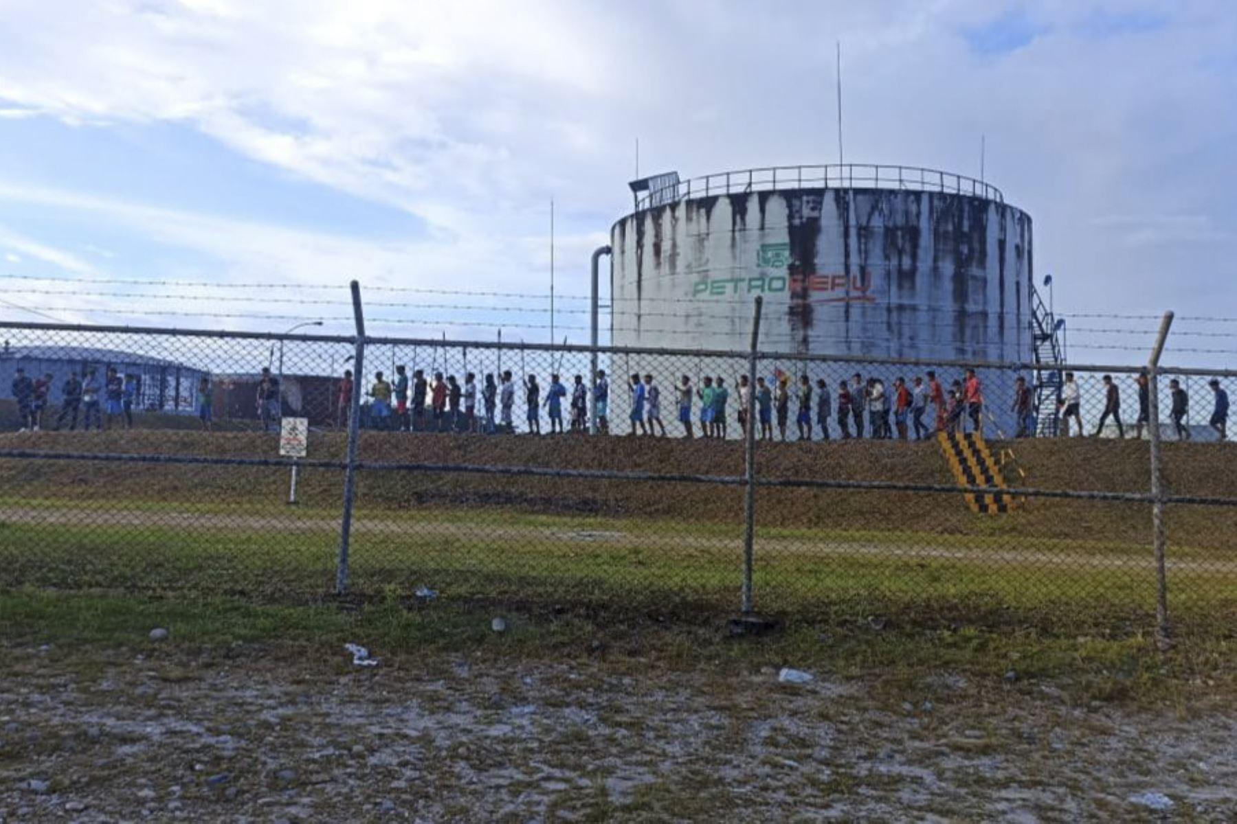 Petroperú: manifestantes que mantienen tomada la Estación 5 ponen en riesgo su integridad