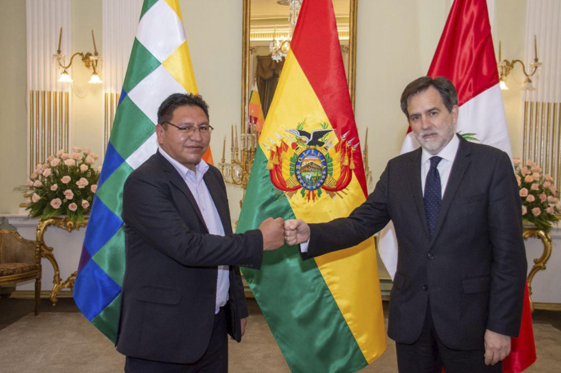 Vicecancilleres de Perú y Bolivia preparan Gabinete Binacional