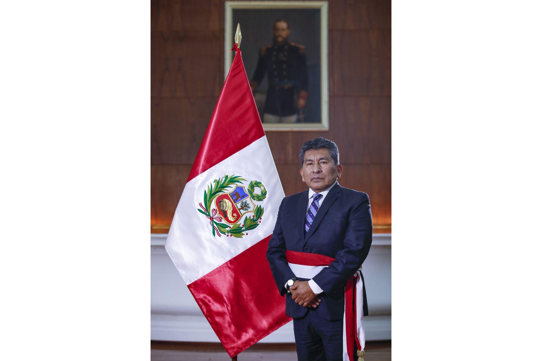 José Incio Sánchez: conoce el perfil del nuevo ministro de la Producción
