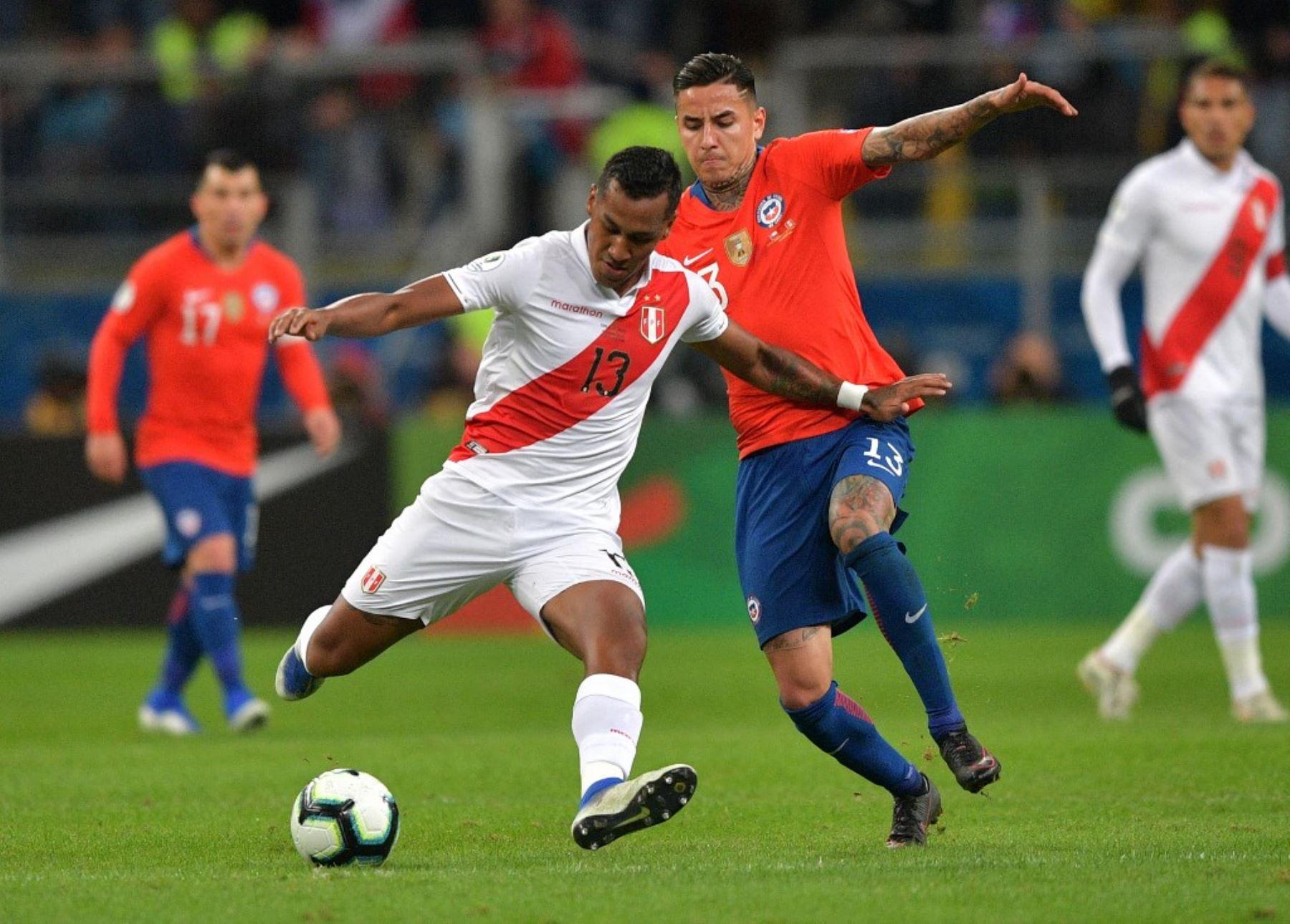 Selección peruana sale hoy a ganar o ganar a Chile en el Clásico del Pacífico