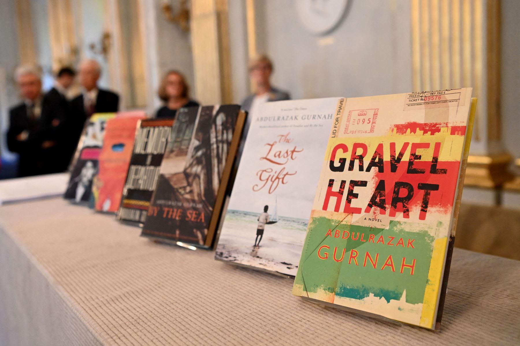 Novelista tanzano Abdulrazak Gurnah es el Premio Nobel de Literatura de 2021
