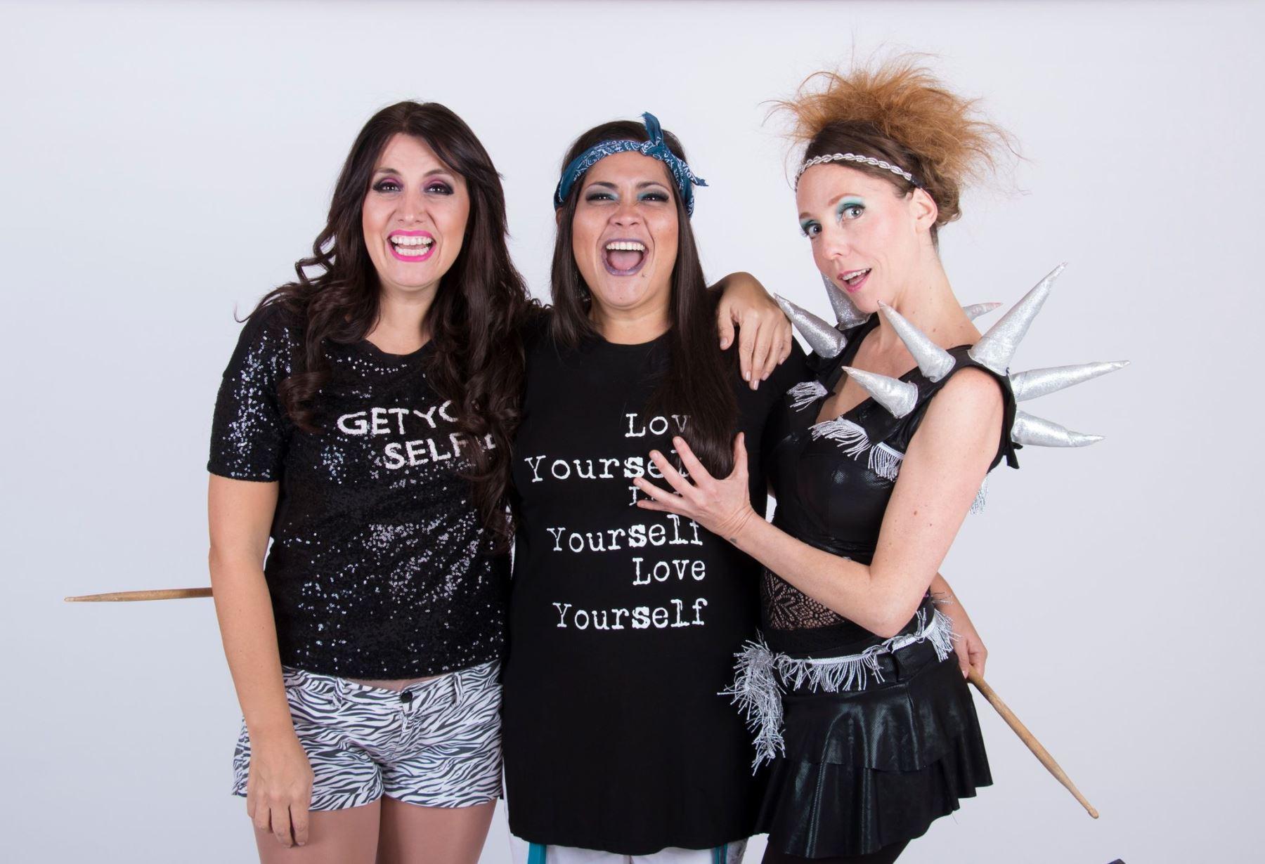 Patricia Portocarrero, Katia Palma y Saskia Bernaola se unen nuevamente en el escenario