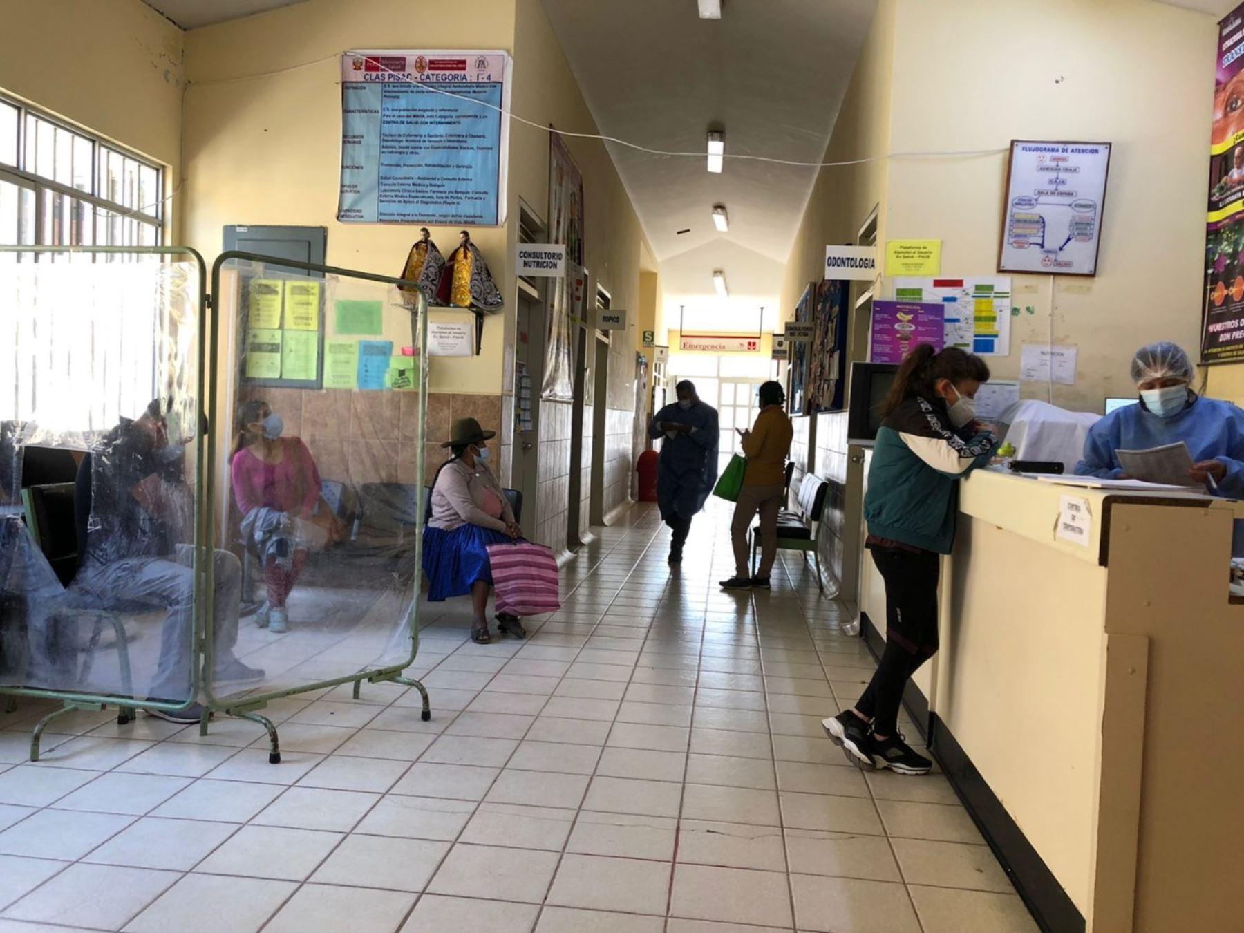 Cusco: innovan y digitalizan el 80 % de los registros de guardia del personal de salud