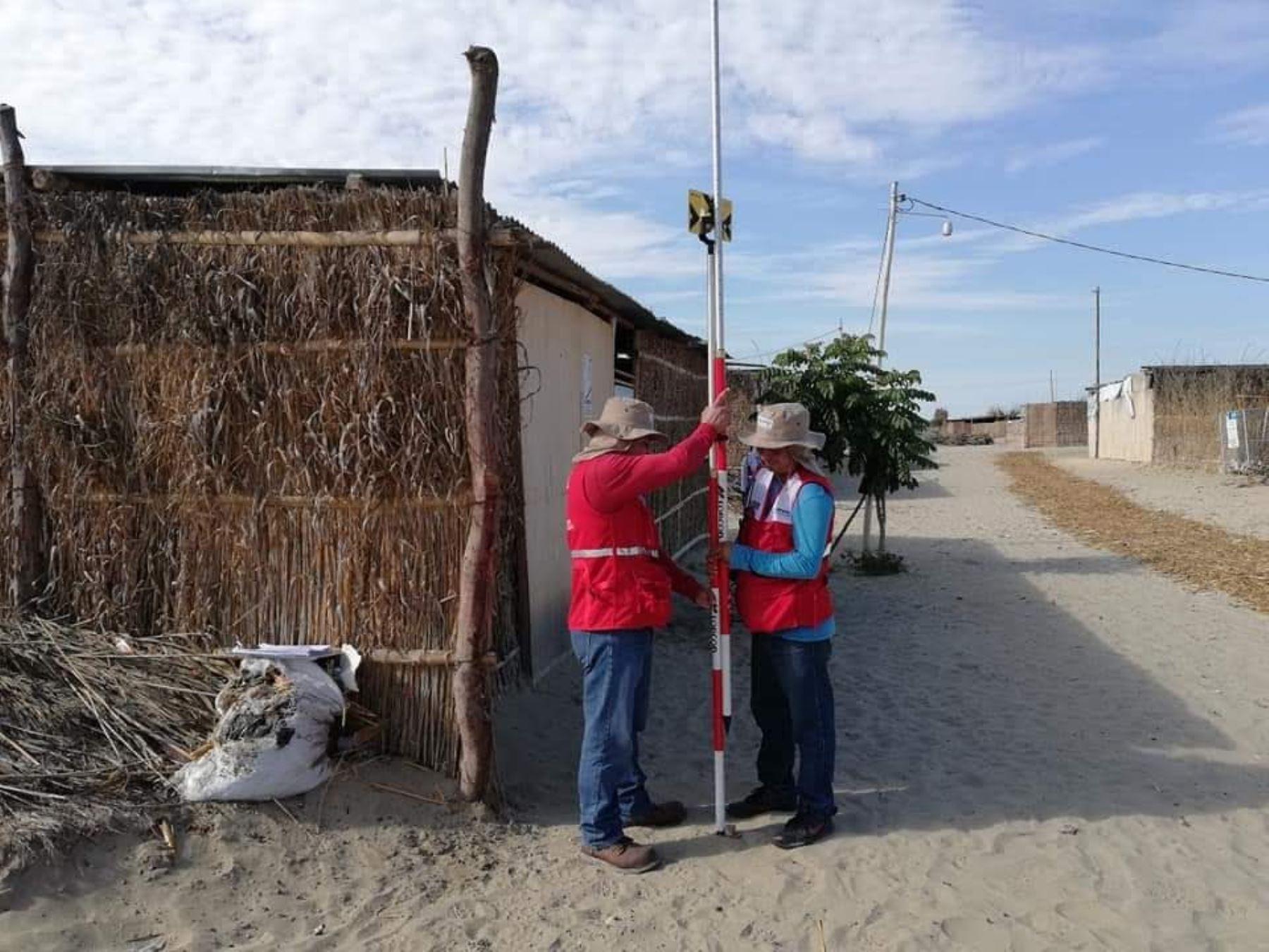 Cofopri hará primer estudio de la informalidad en 125 pueblos del sur del país
