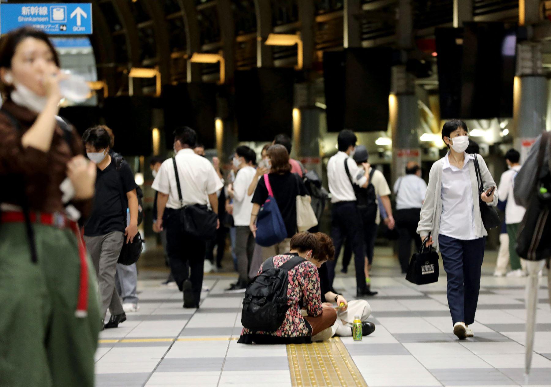 Más de 30 heridos en un terremoto de 6.1 grados en la región de Tokio