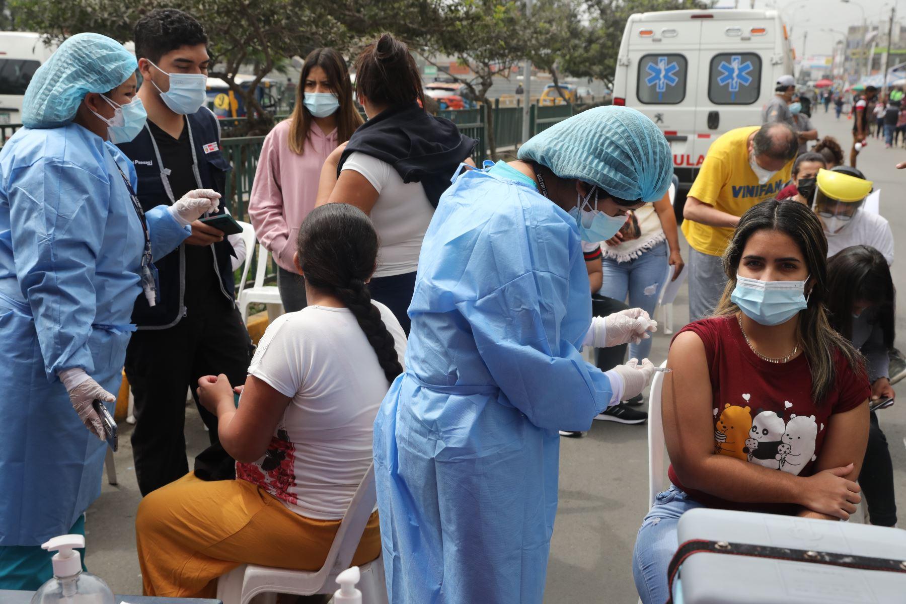 Vacunación contra covid-19: Perú supera los 29 millones de dosis aplicadas