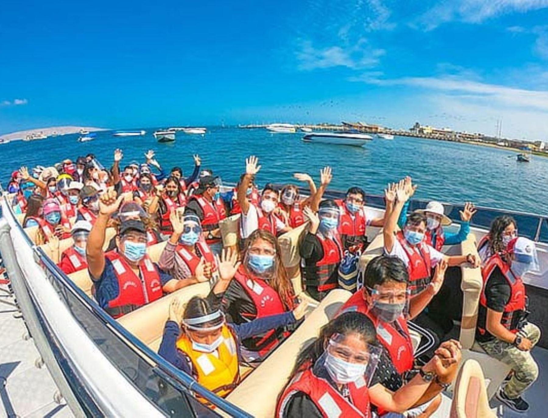 Paracas: Cámara de Turismo saluda decisión de aumentar feriados para impulsar el turismo