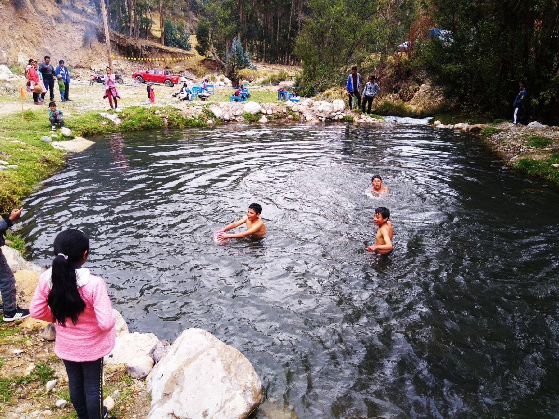 Huancayo: centro turístico del distrito de Huasicancha está listo para recibir a turistas