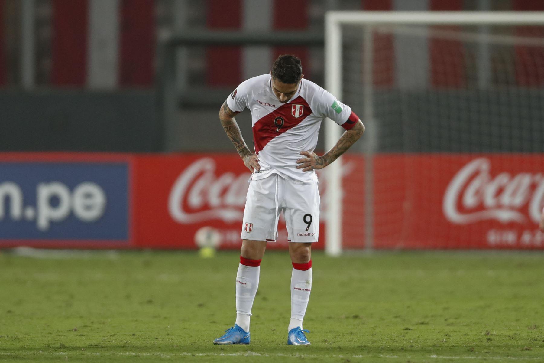 Paolo Guerrero es desconvocado de la selección para partidos contra Bolivia y Argentina
