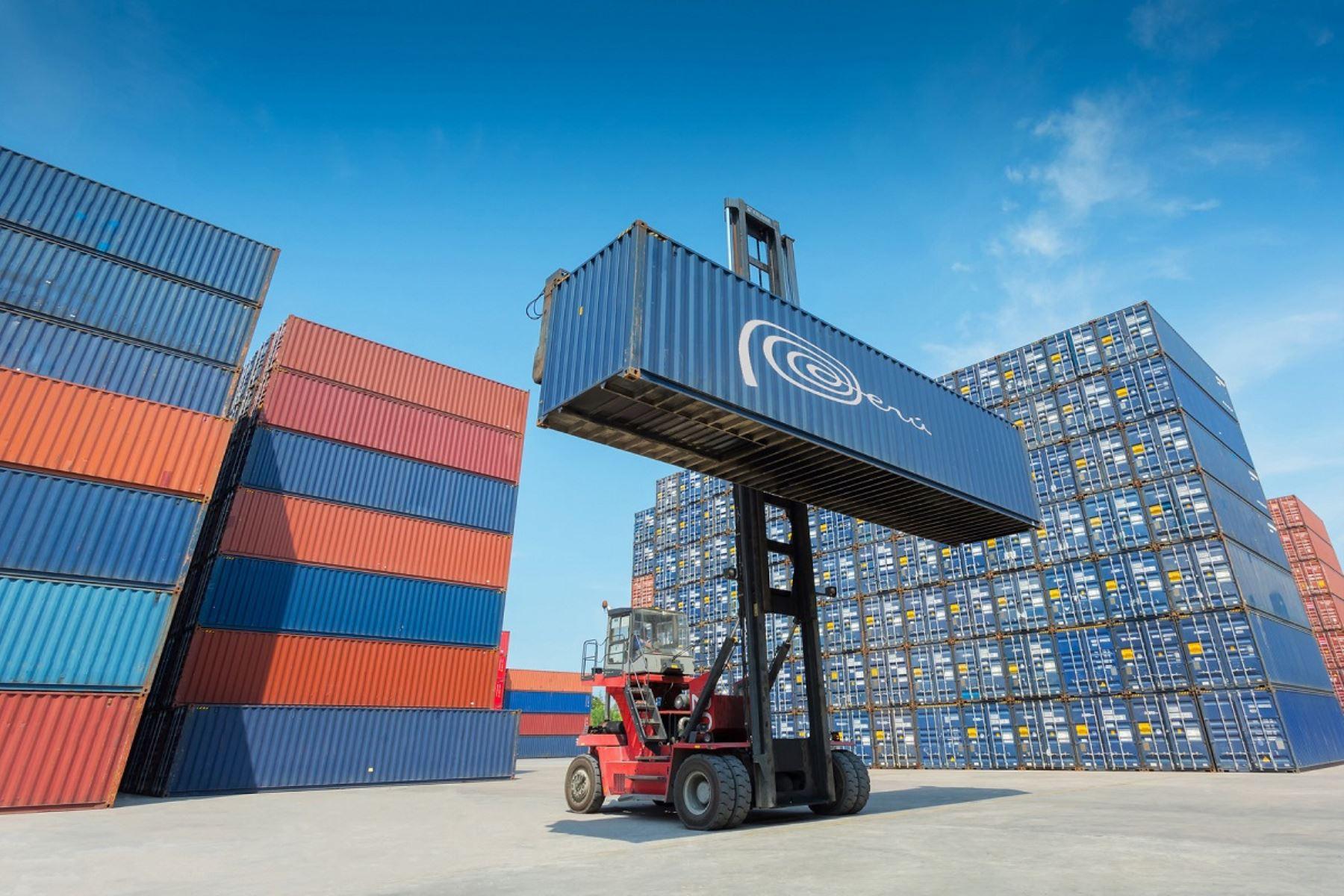 Exportaciones crecen más del 40% en primeros ocho meses del 2021