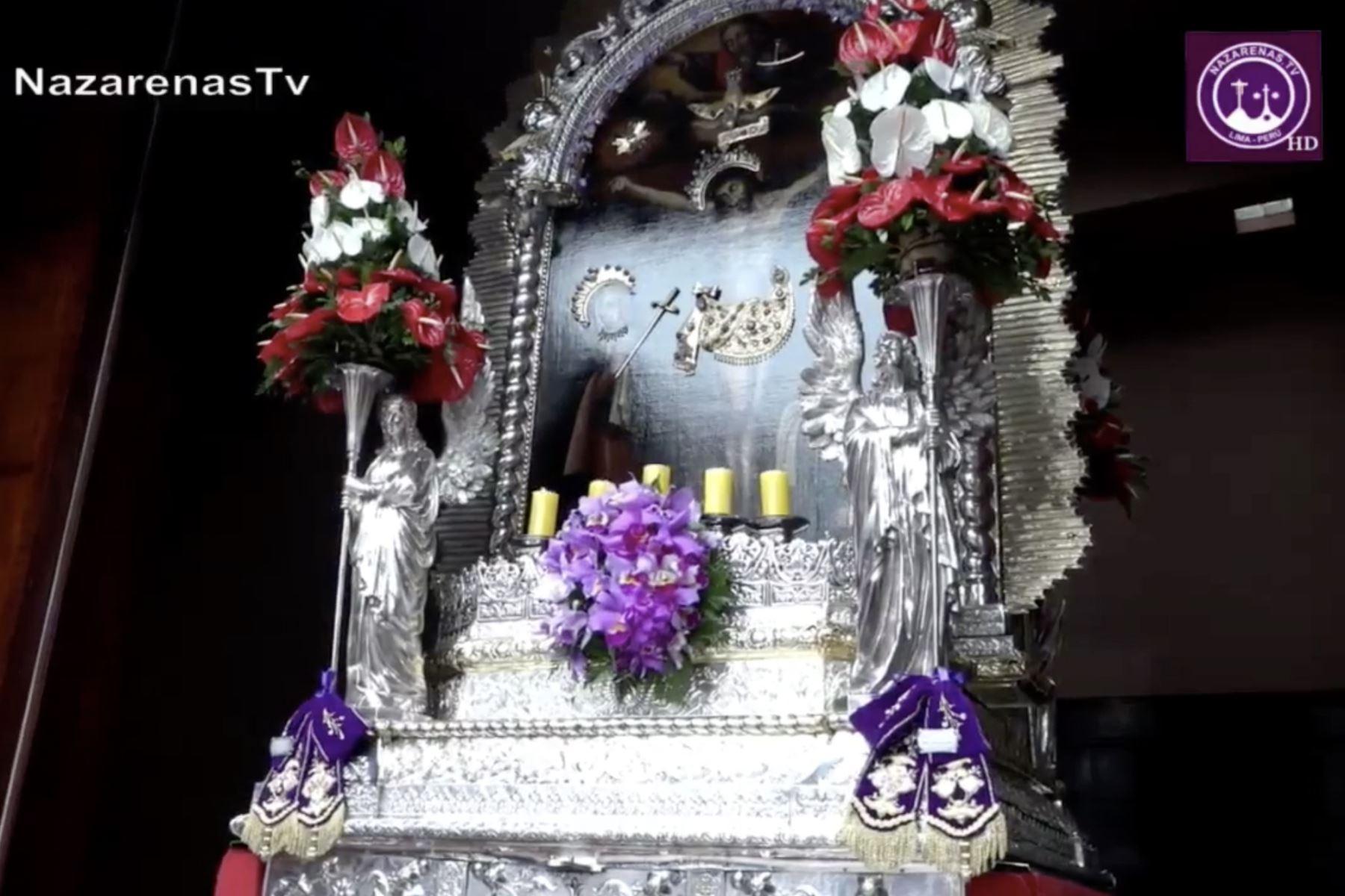 Señor de los Milagros: a partir de hoy domingo 10, imagen será expuesta ante fieles