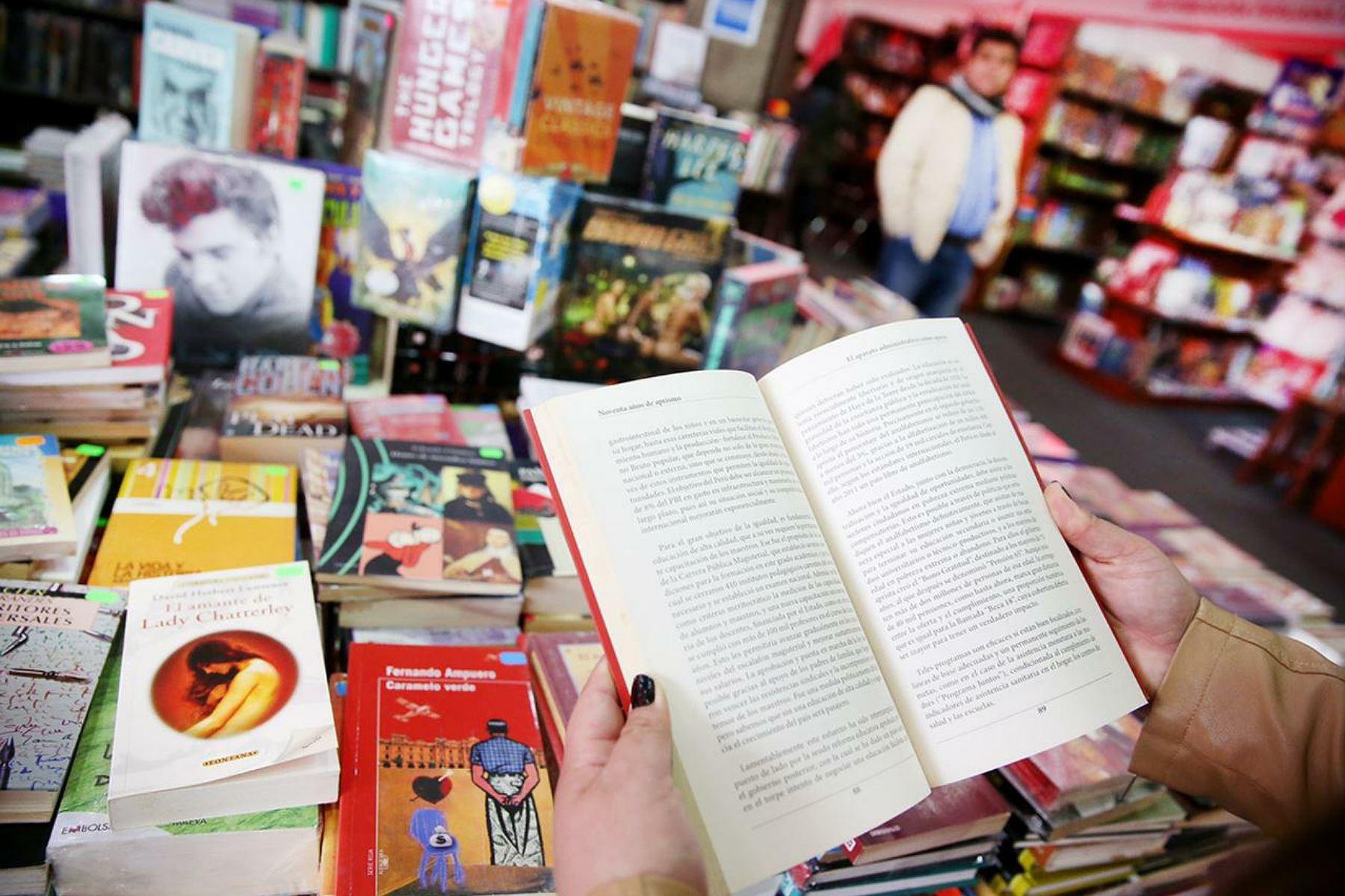 Perú presenta delegación para Feria Internacional del Libro de Guadalajara