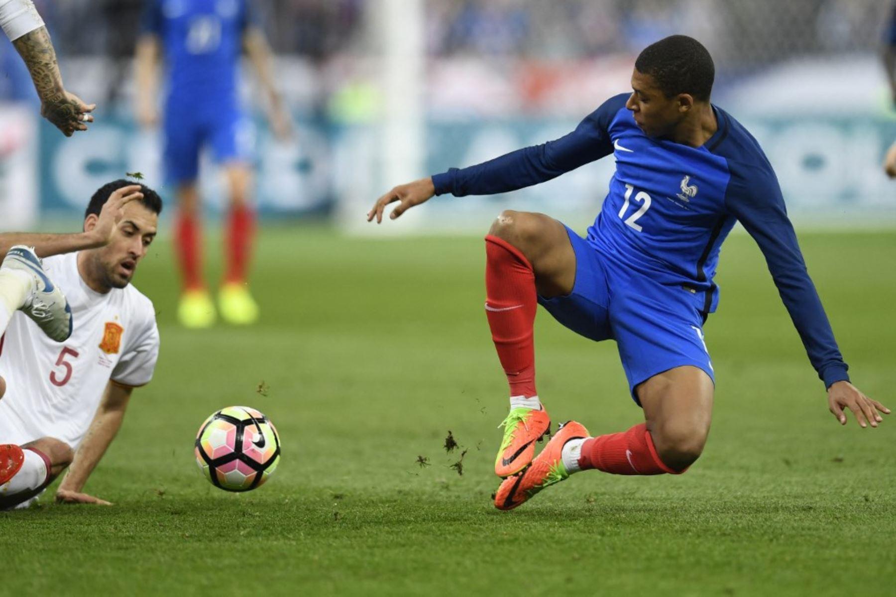 España y Francia disputan hoy la final de la Liga de Naciones en Turín