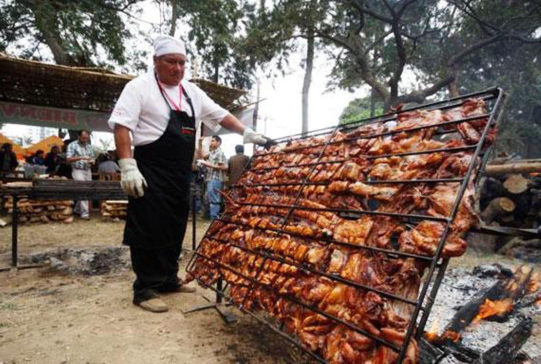 Festival de chancho al palo: Huaral se prepara para recibir a miles de turistas