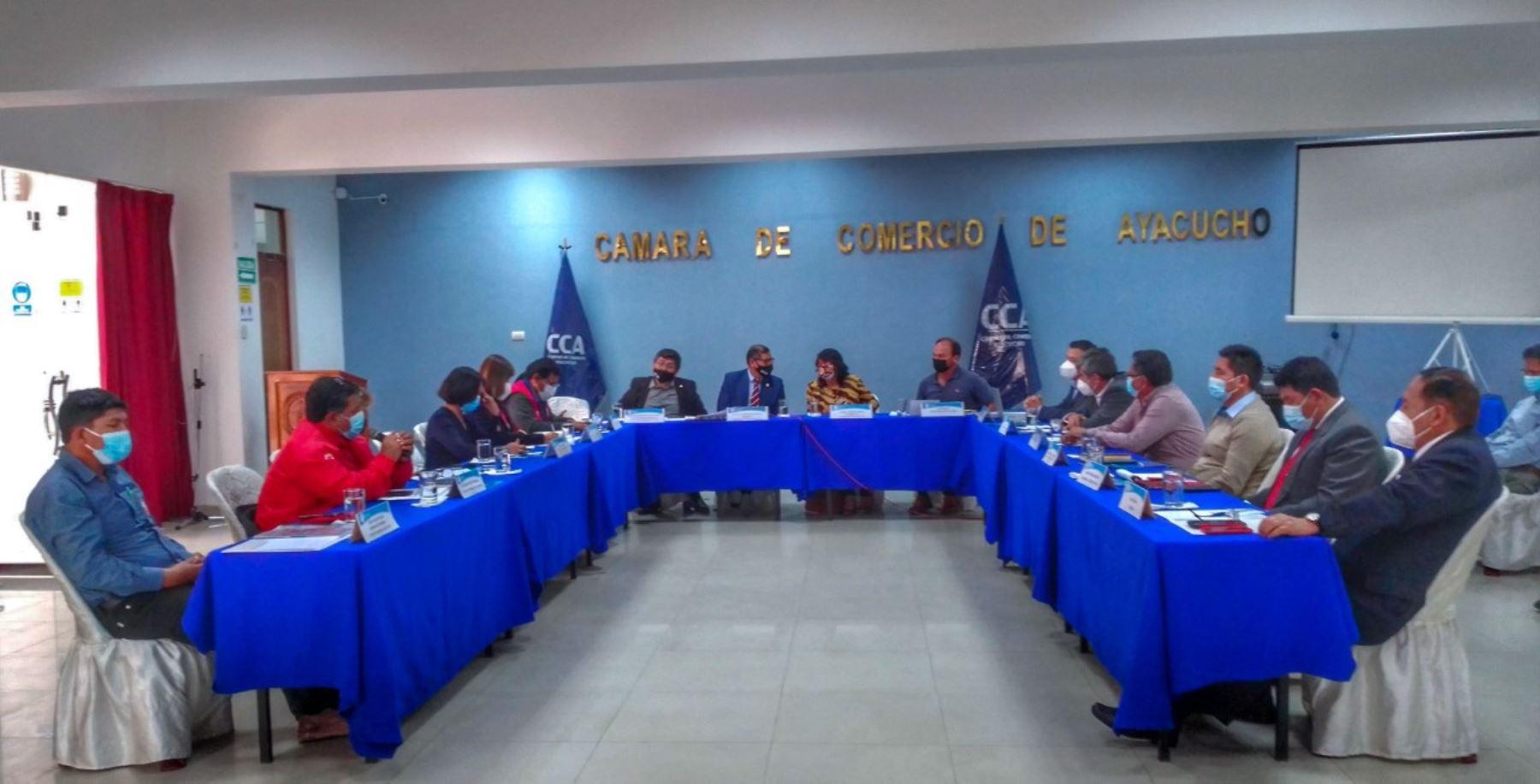 Ayacucho: autoridades emprenden acciones para reactivar el turismo en la región