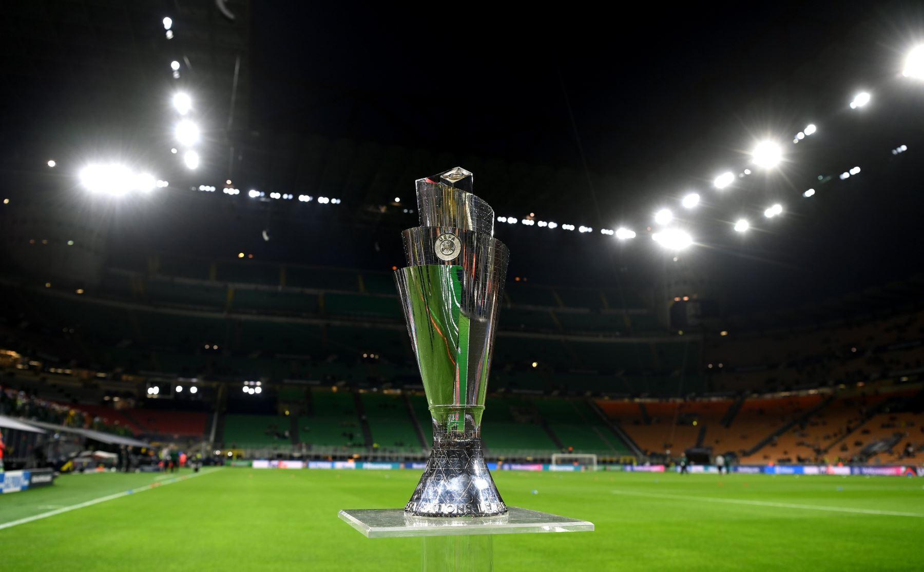 Liga de Naciones: La tercera edición 2022-23 se sorteará el 16 de diciembre