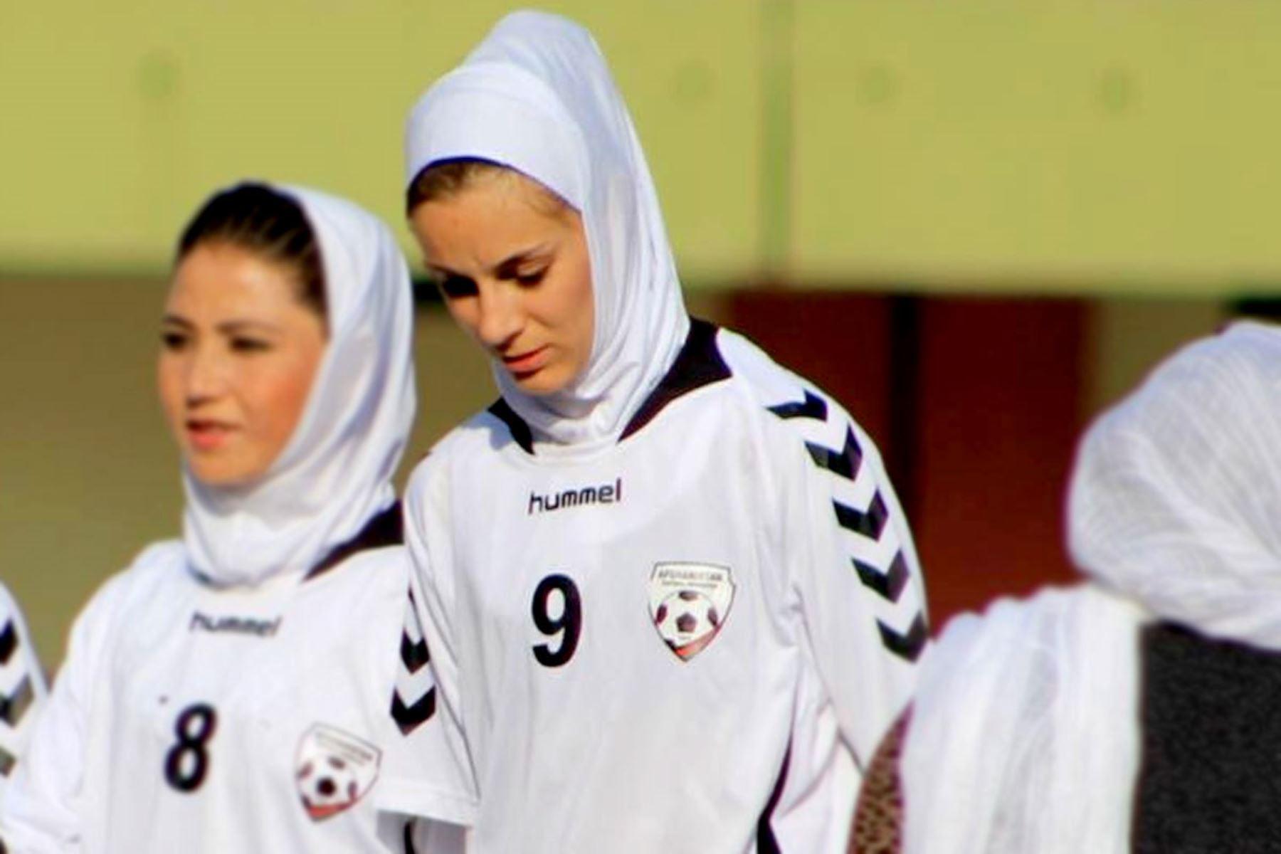 Reino Unido acogerá al equipo de fútbol femenino juvenil afgano