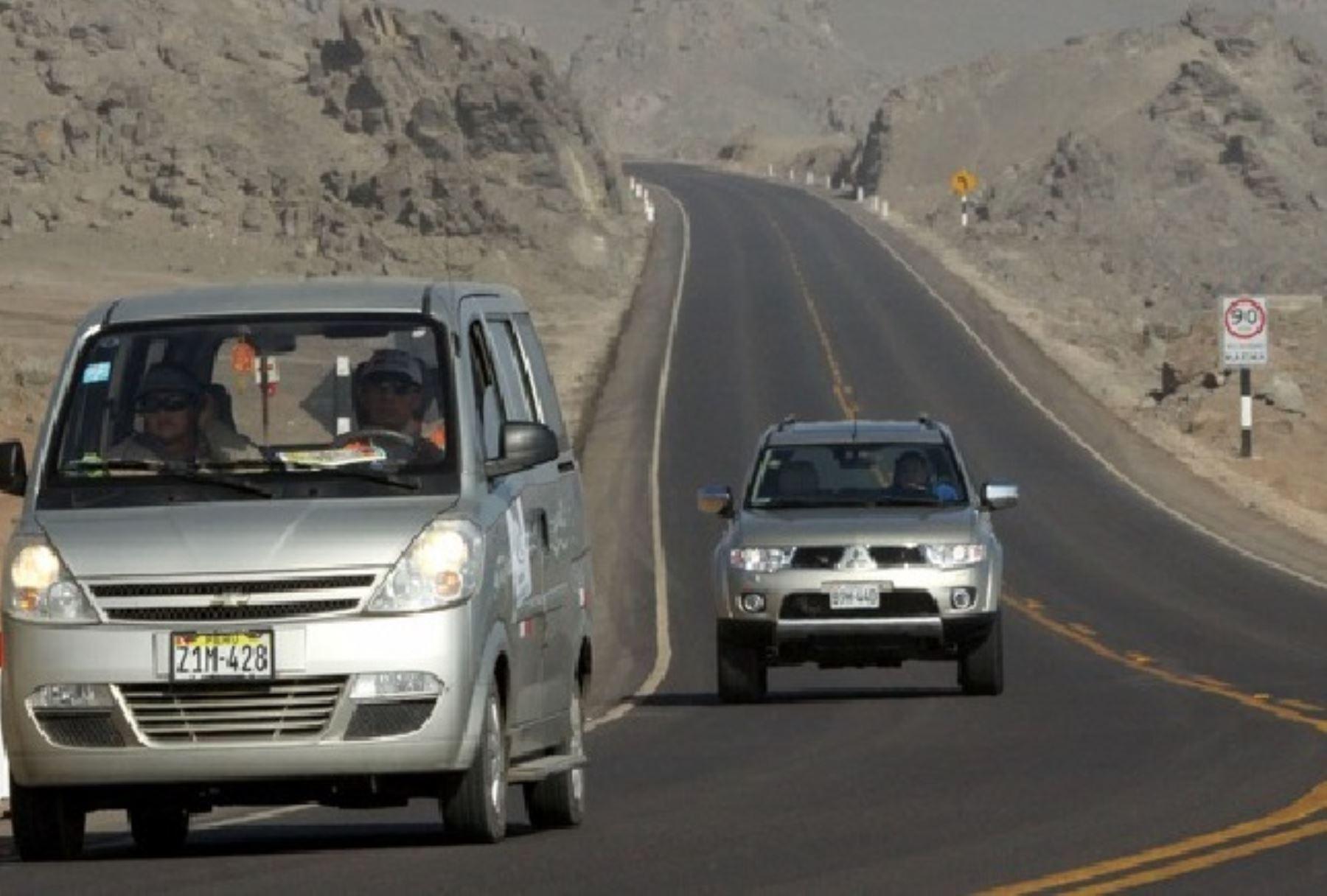 Autos y camionetas son los principales infractores por exceso de velocidad en carreteras