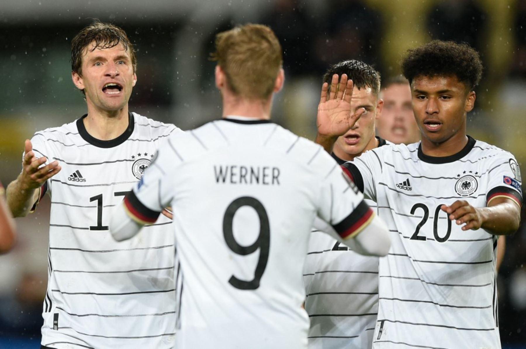 Alemania es la primera selección en clasificar al Mundial Catar 2022