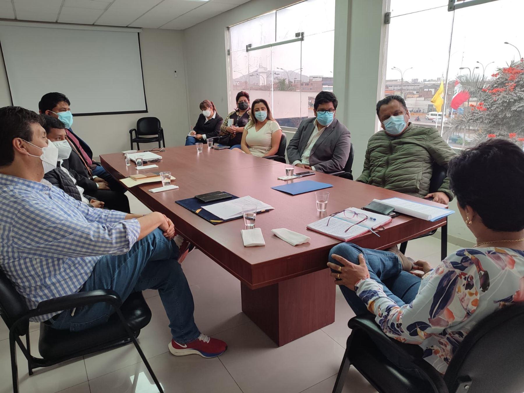 Congreso: Comisión de Descentralización formará mesa de trabajo con alcaldes de Lima Norte