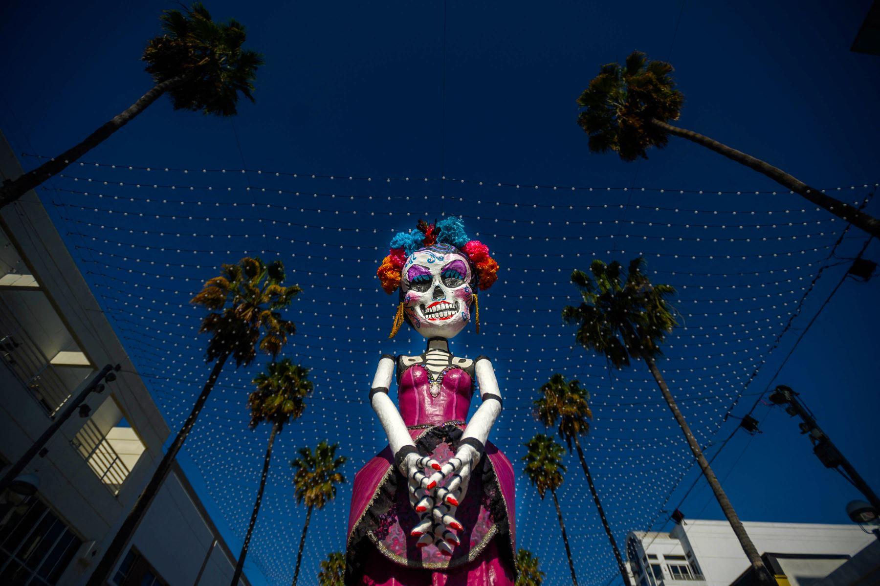 Las calaveras regresan a México: Día de los Muertos será nuevamente presencial