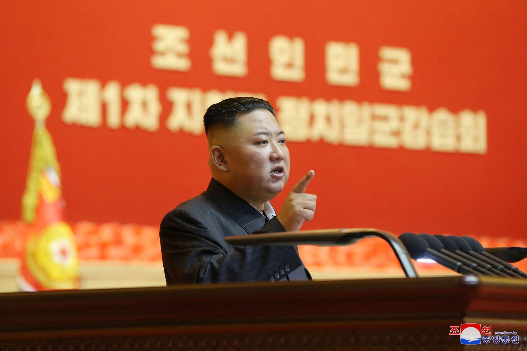 Kim Jong Un culpa a EE. UU. de las tensiones con Corea del Sur