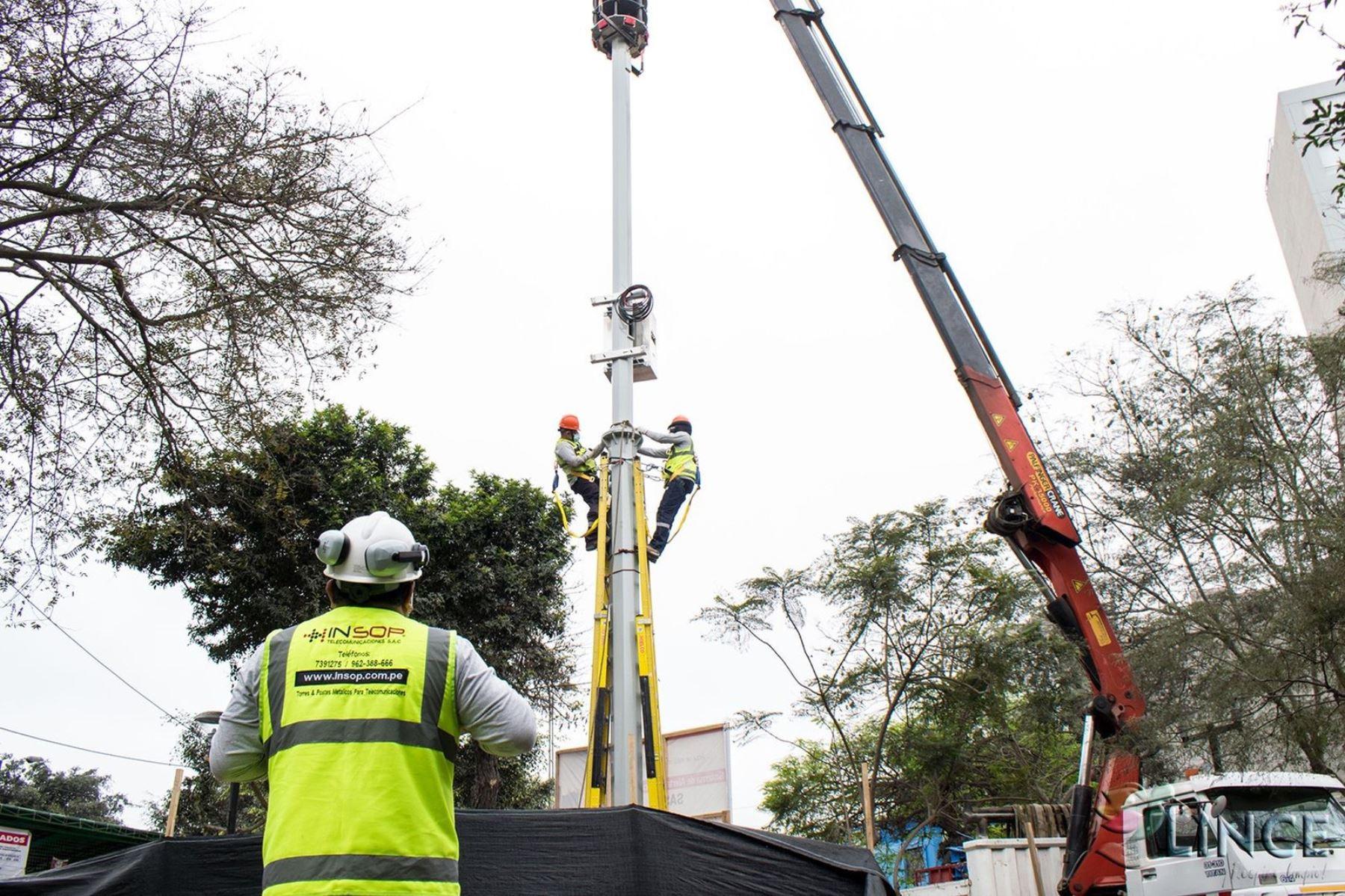 Lince activará sirena de alerta contra sismos este miércoles 13 de octubre