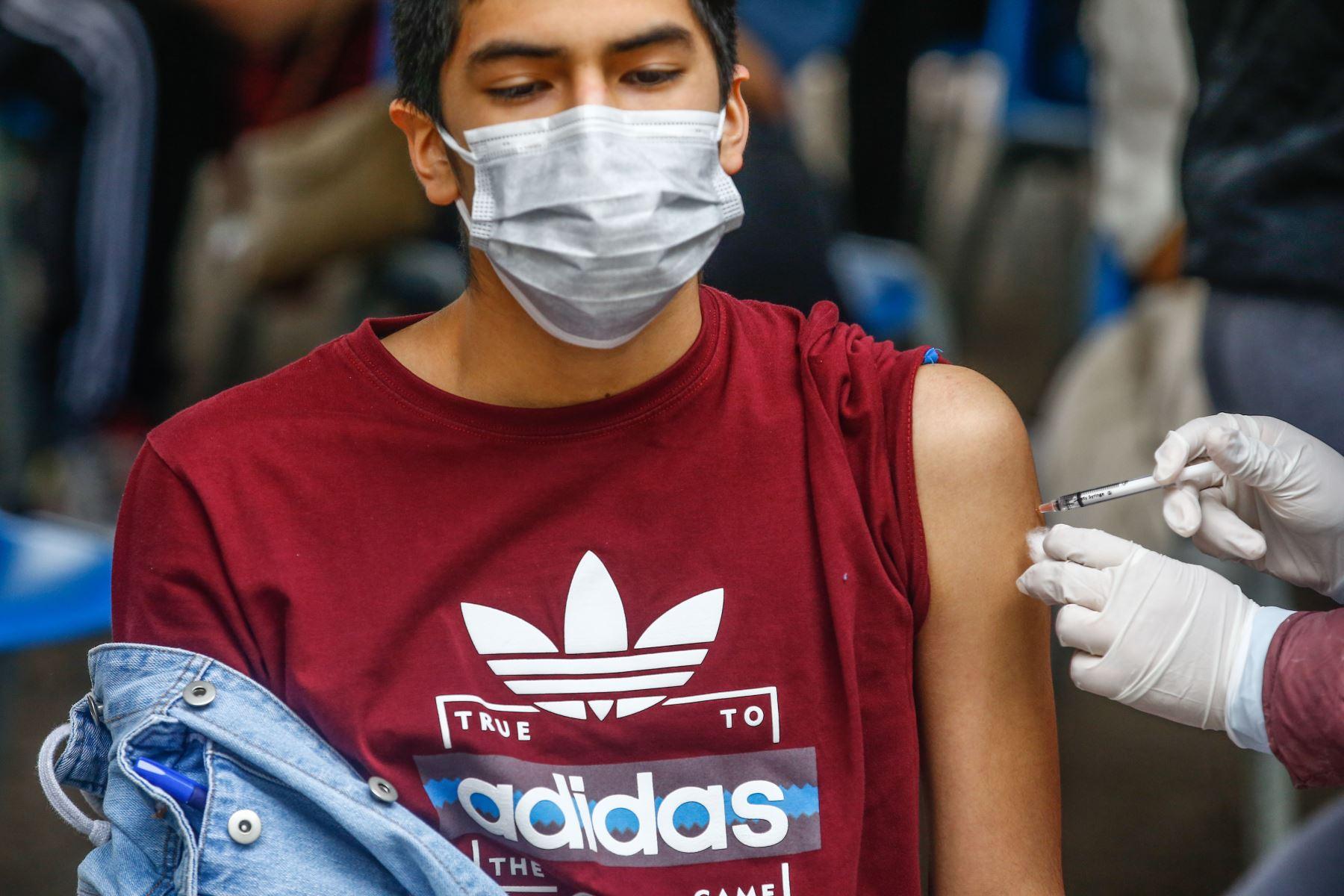 San Marcos: a partir del lunes 18 de octubre alumnos serán vacunados contra la covid-19