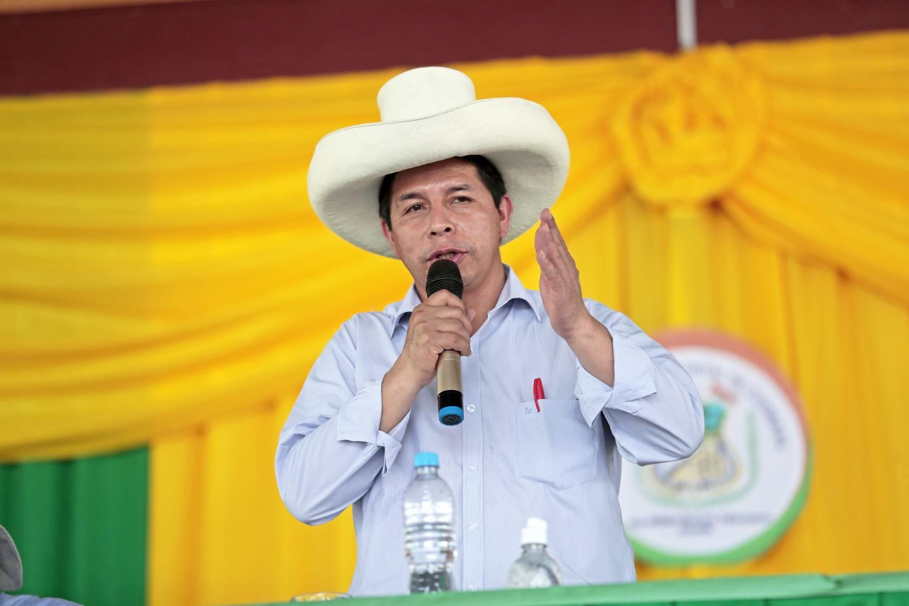 Jefe de Estado en Ucayali: gas de Curimaná llegará a familias que más lo necesitan
