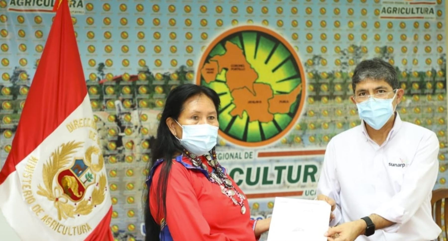 Pucallpa: Sunarp capacitó a mujeres nativas emprendedoras para formalizar sus negocios