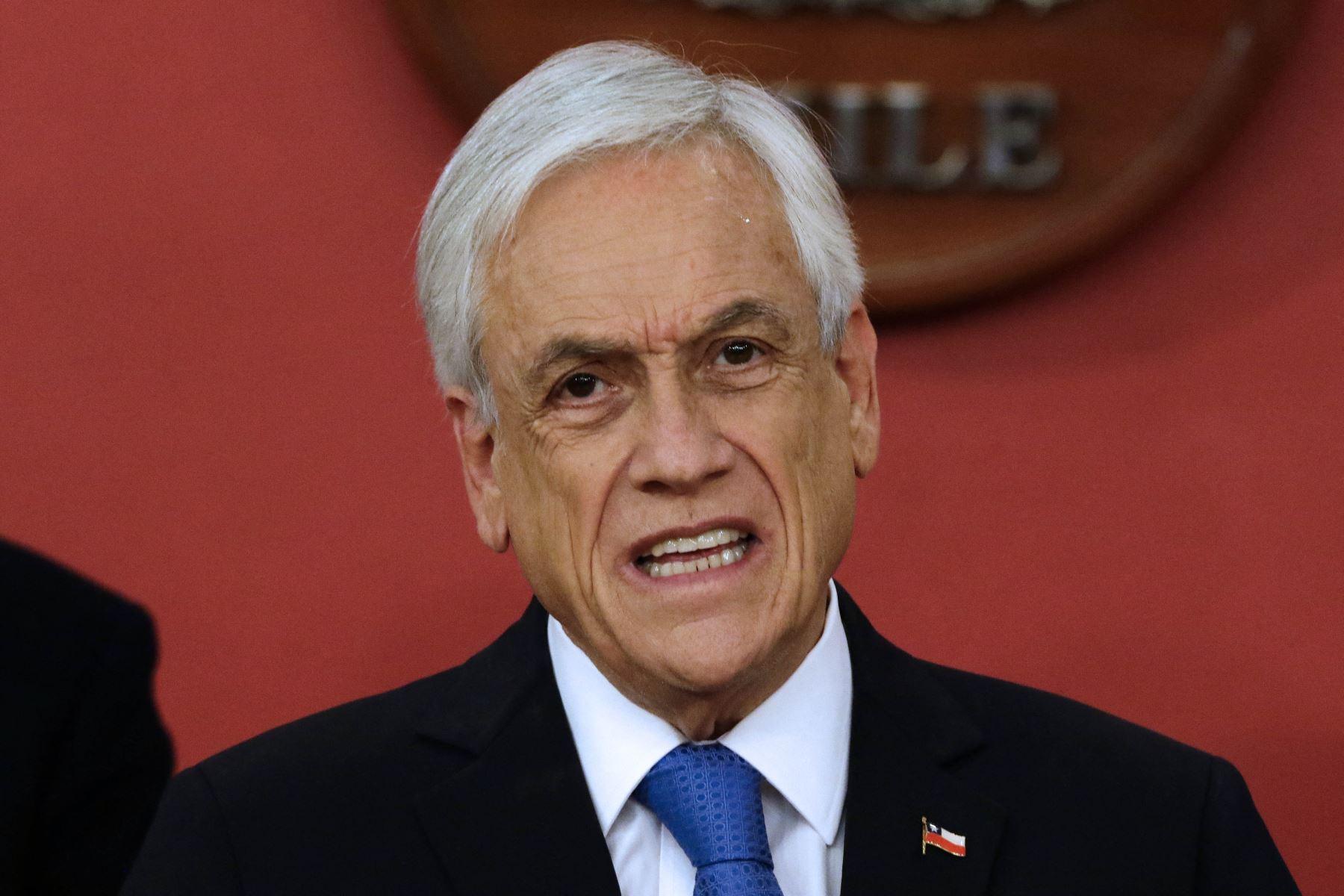 Sebastián Piñera ordena la militarización en el sur de Chile por conflicto con indígenas