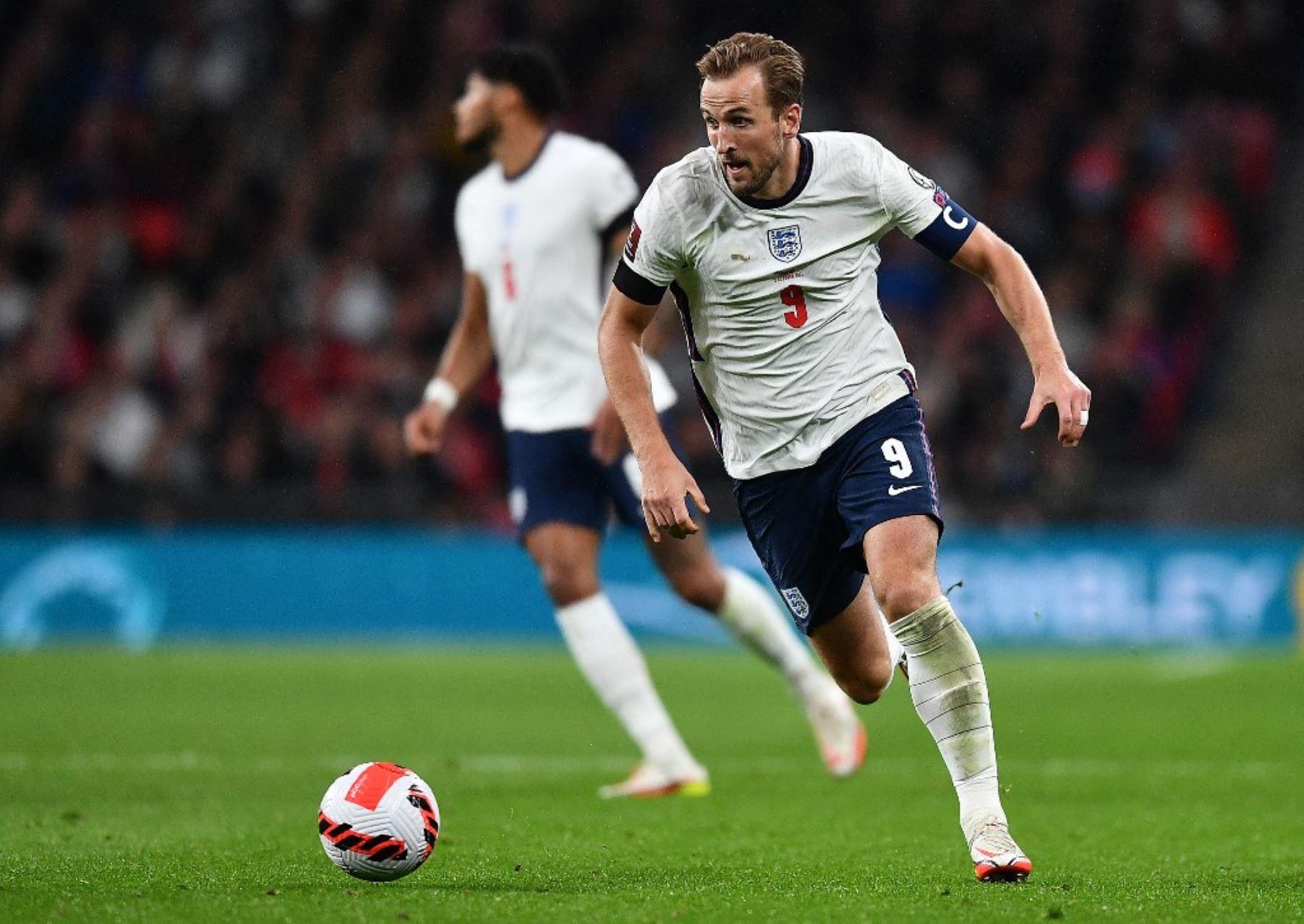 Inglaterra se complica la tarea tras empatar en casa ante Hungría
