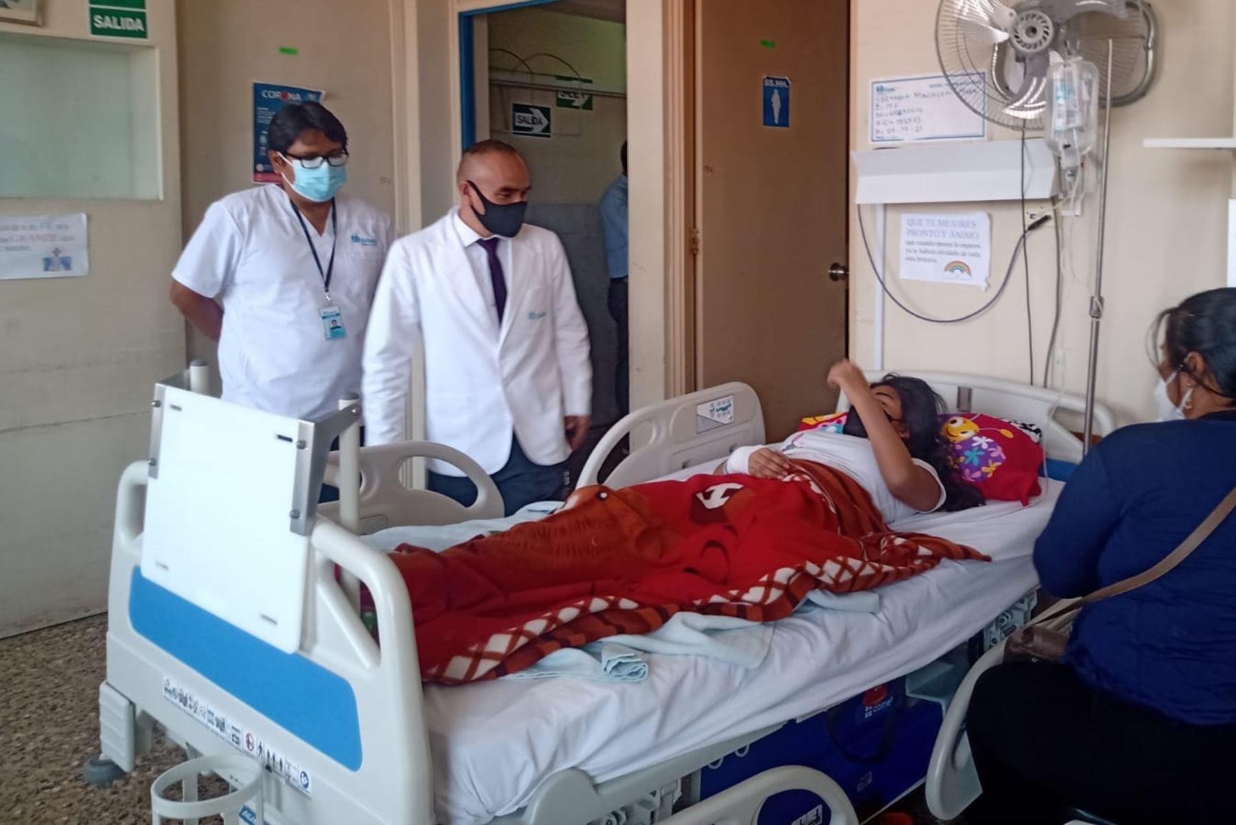 Ferreñafe: hospital Agustín Arbulú inició consulta y hospitalización no covid