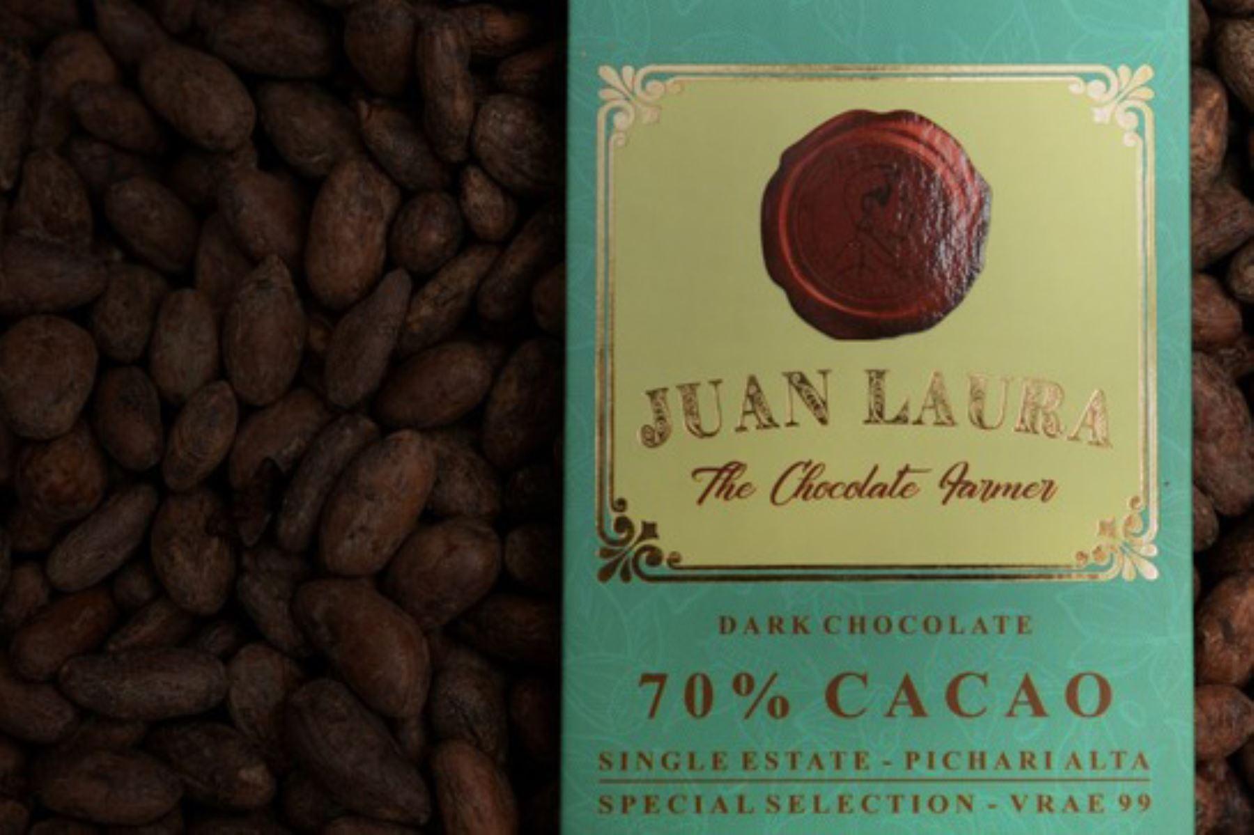 Delicias del Vraem: chocolates finos obtienen seis medallas en concurso nacional