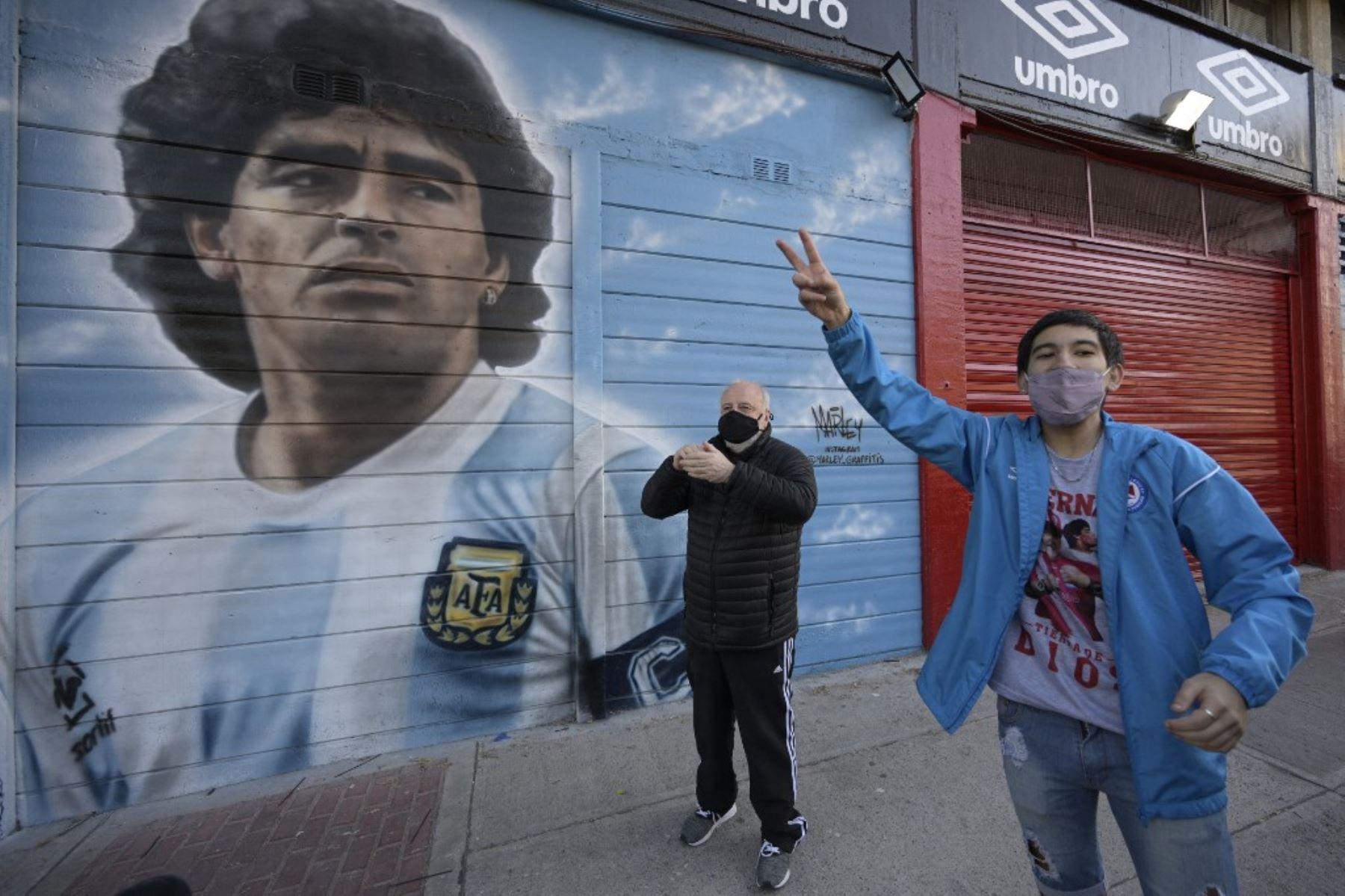 La justicia argentina busca esclarecer la muerte de Diego Maradona.