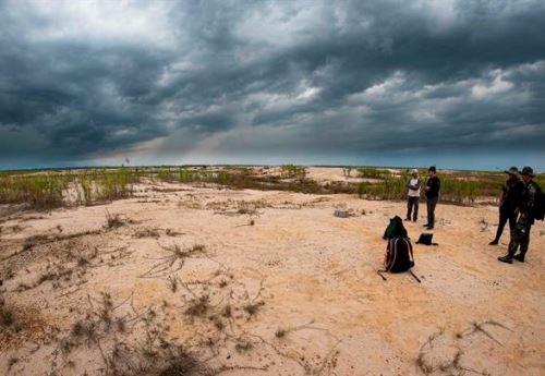La lucha contra la minería ilegal en Madre de Dios tiene un nuevo aliado. El uso de tecnología satelital y el radar permite rastrear los lugares afectados por este flagelo. Foto: Efe