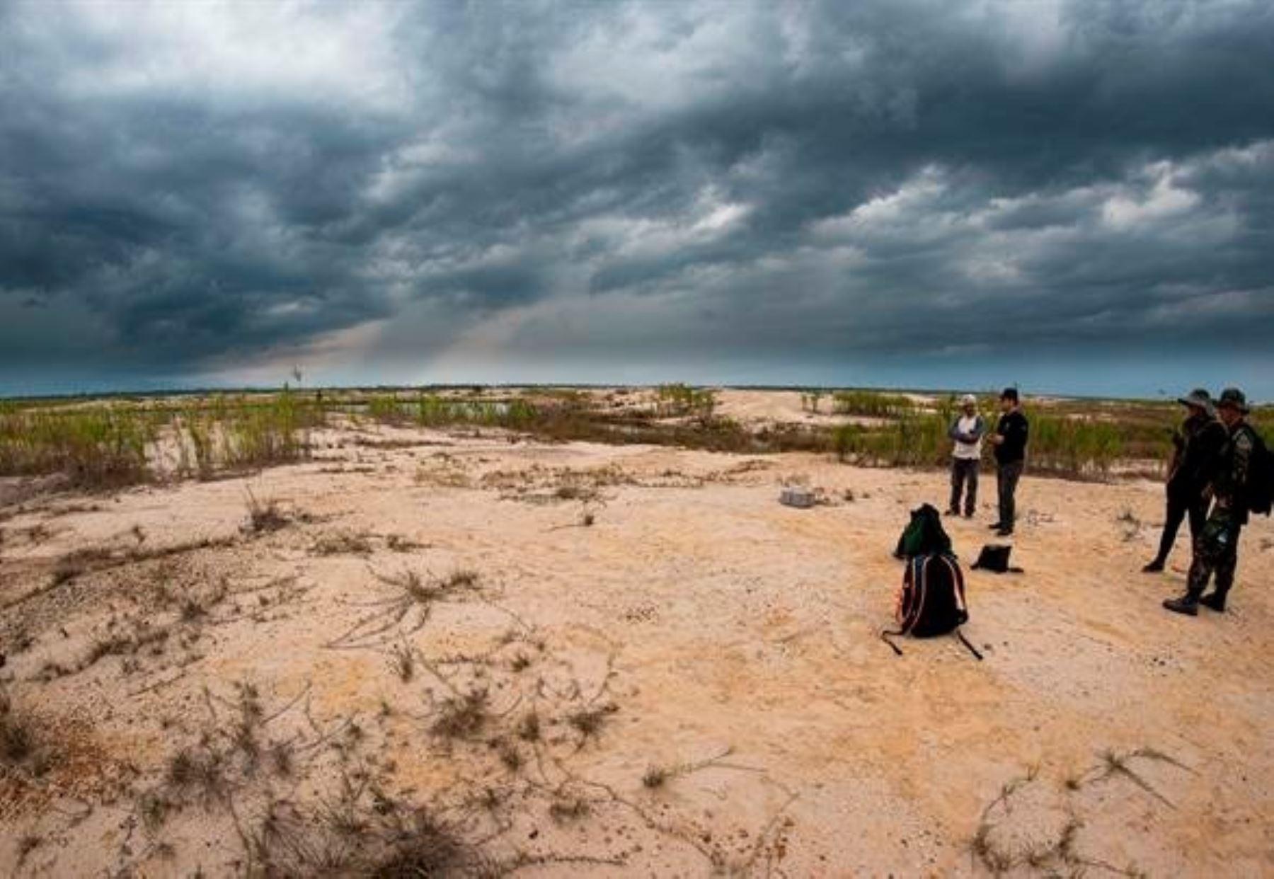 Madre de Dios: el radar se convierte en un nuevo aliado en lucha contra la minería ilegal
