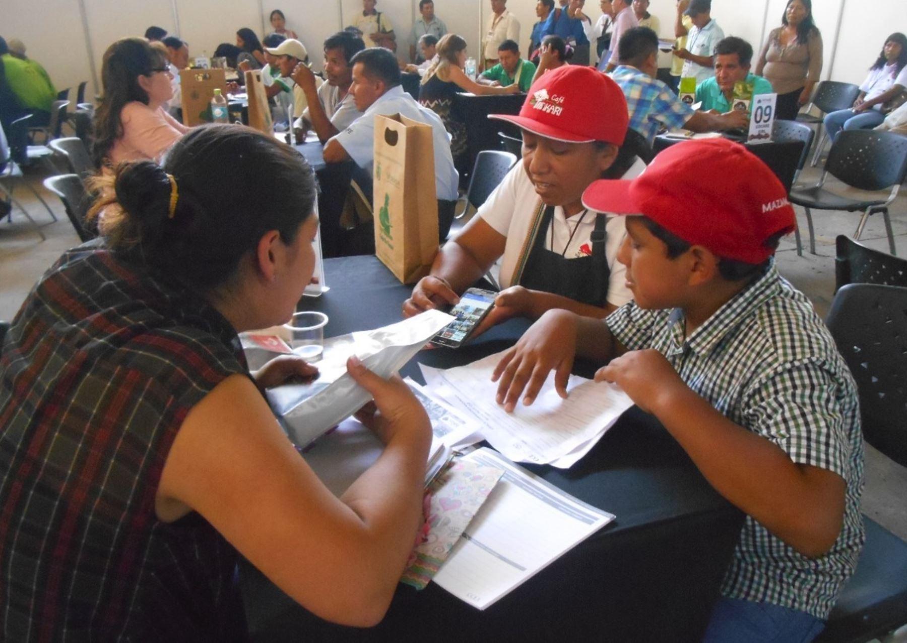 Ficafé-Quillabamba 2021: retornan las ruedas de negocios presenciales