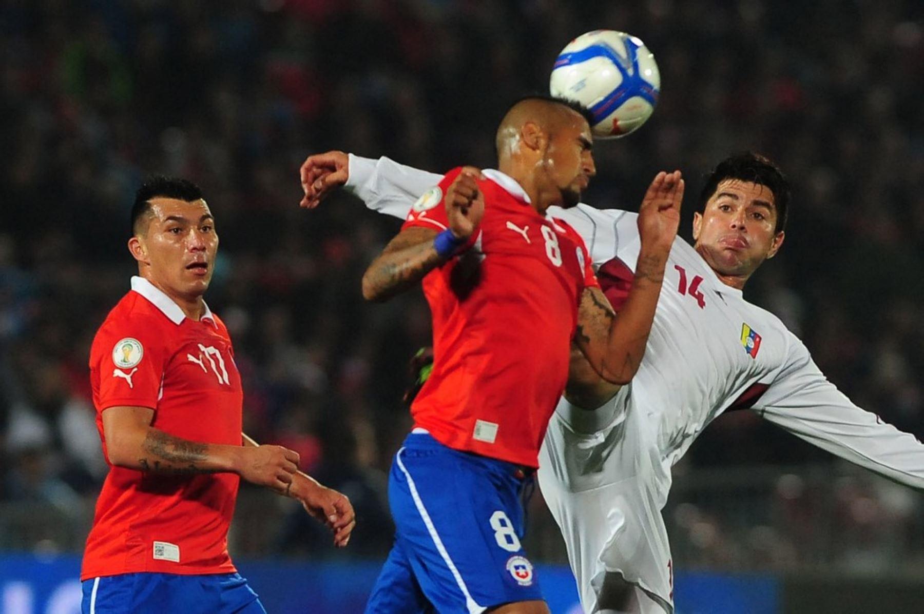 Chile y Venezuela jugarán por tres puntos para seguir soñando con el Mundial