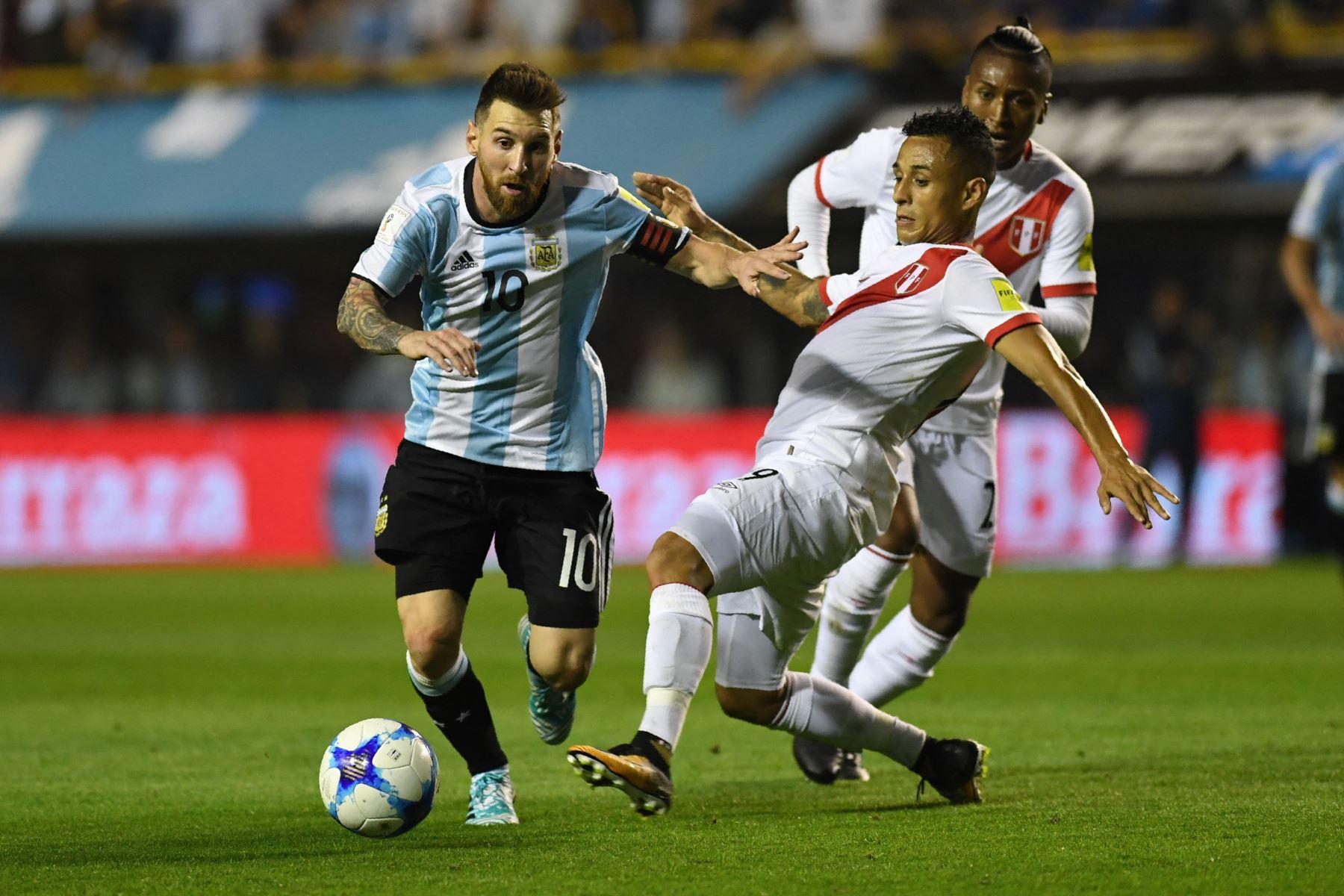 La selección peruana tiene la misión de arrebatarle puntos a Argentina
