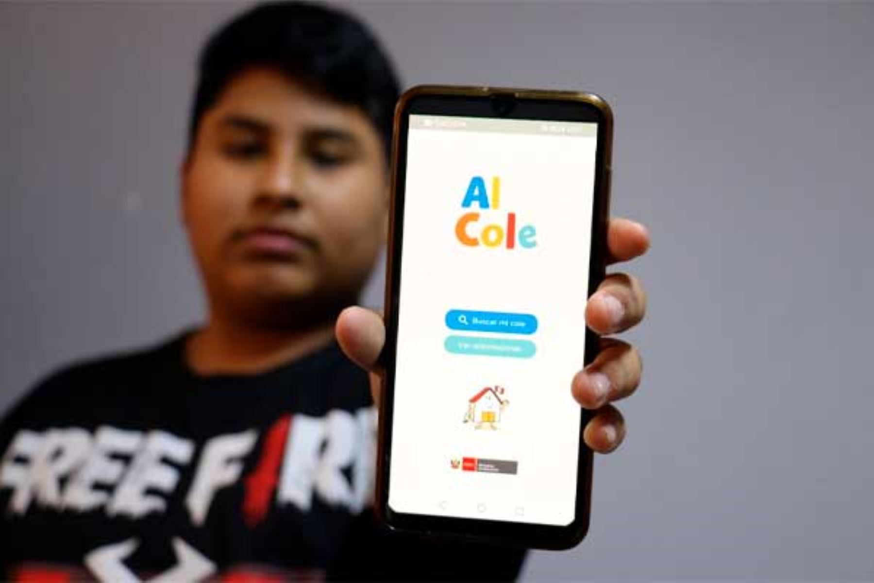 App del Minedu también explica la ruta para un retorno seguro a clases presenciales. Foto: ANDINA/Minedu