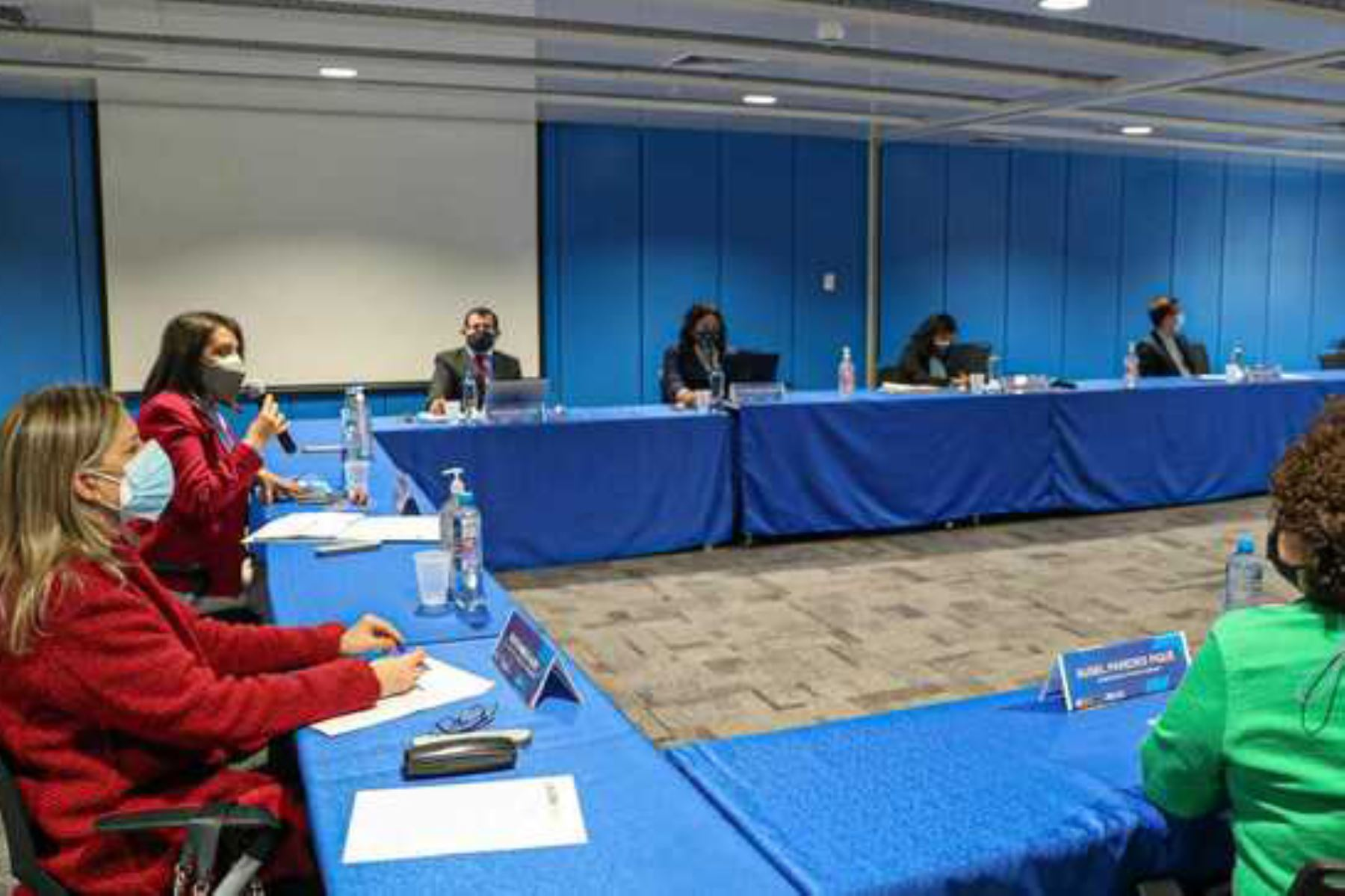 Congreso y ATU se reúnen para trabajar propuestas en favor del transporte urbano