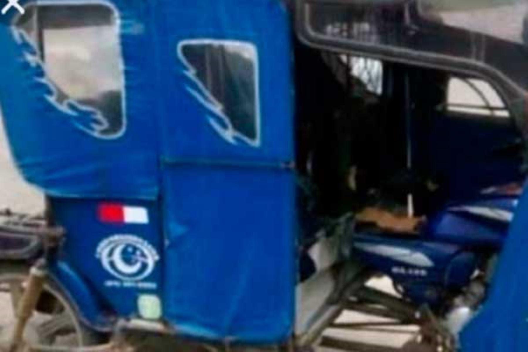 Dictan 12 años de cárcel para acusado que intentó ultrajar a una mujer en un mototaxi