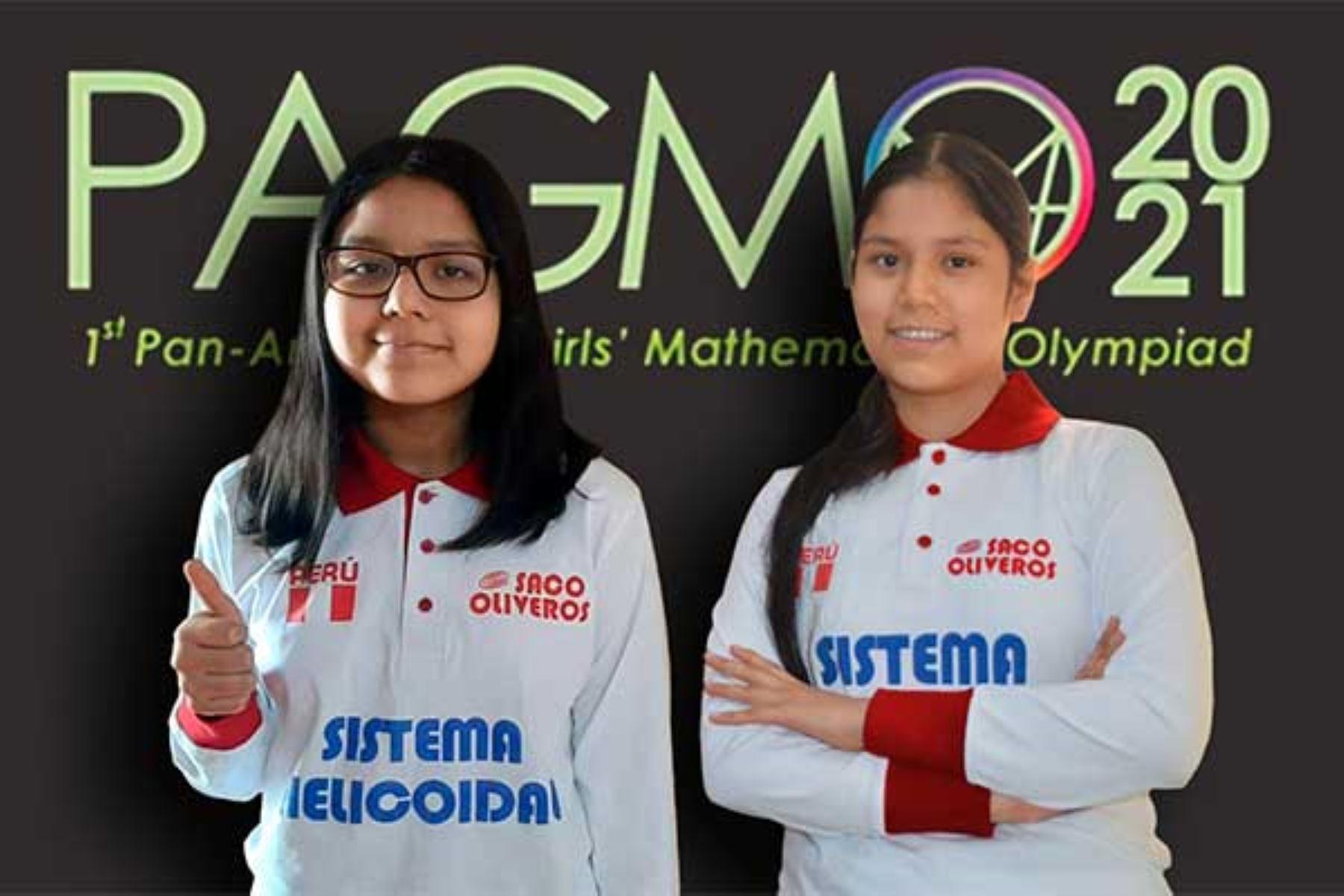 Perú logra primer lugar en Olimpiada Panamericana Femenina de Matemáticas