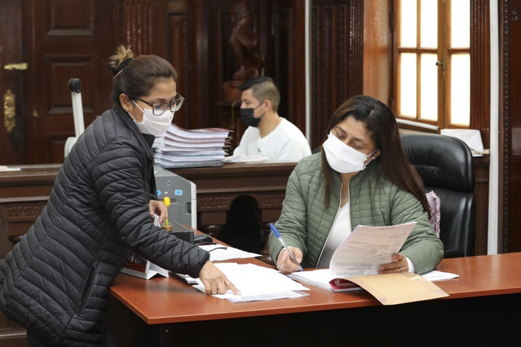 Sala de Derecho Constitucional realizará jornada maratónica y verá 100 procesos