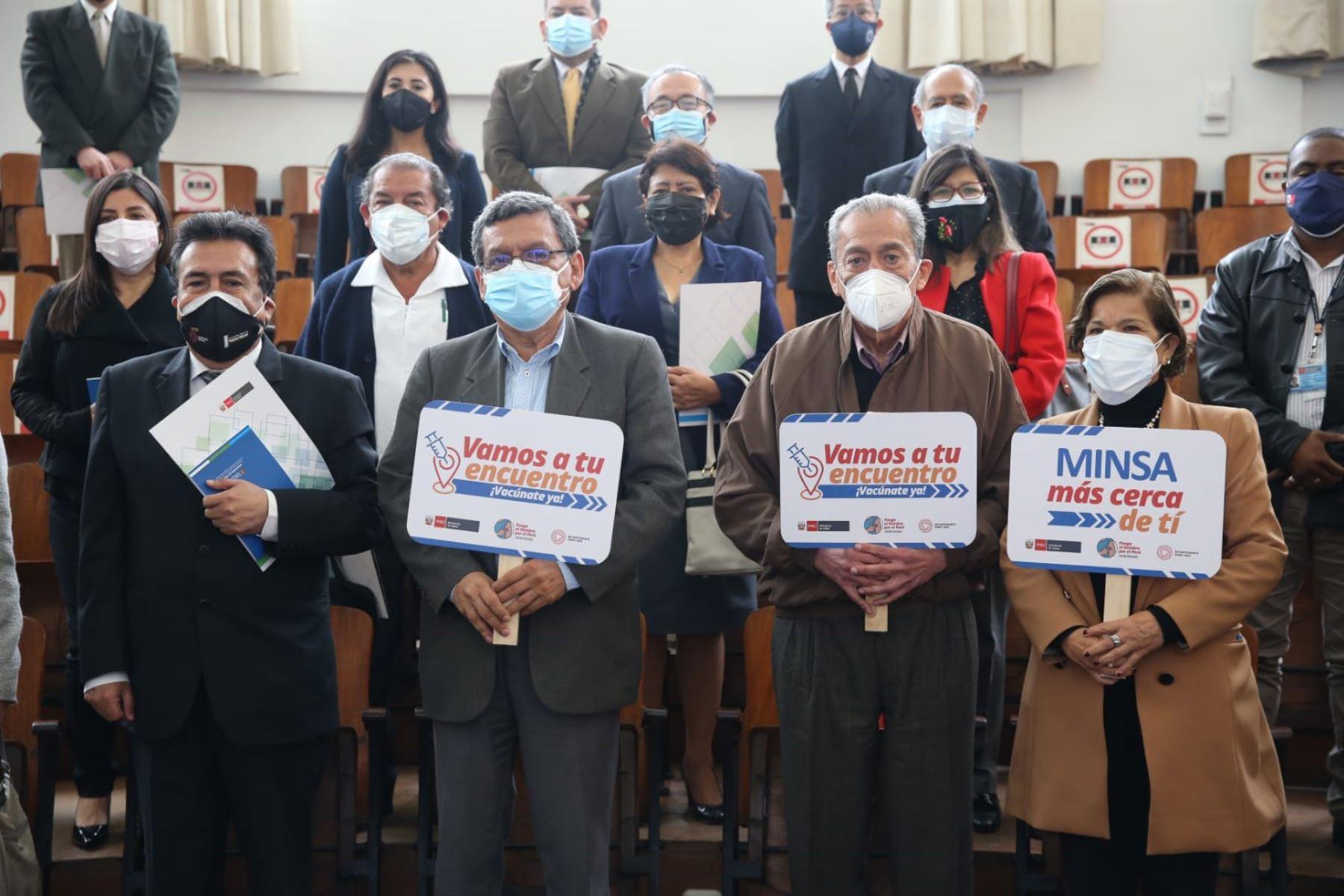 Covid-19: Minedu pide apoyo a rectores para retorno seguro a las universidades