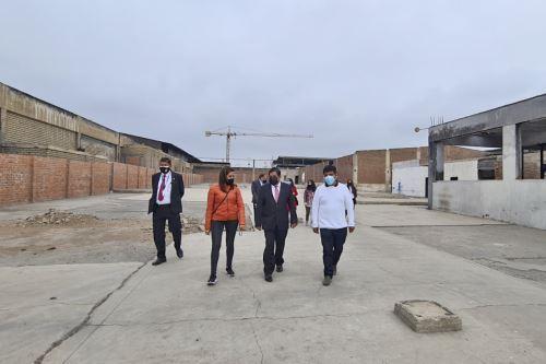 OEFA construirá moderno laboratorio analítico ambiental en Carmen de la Legua-Callao