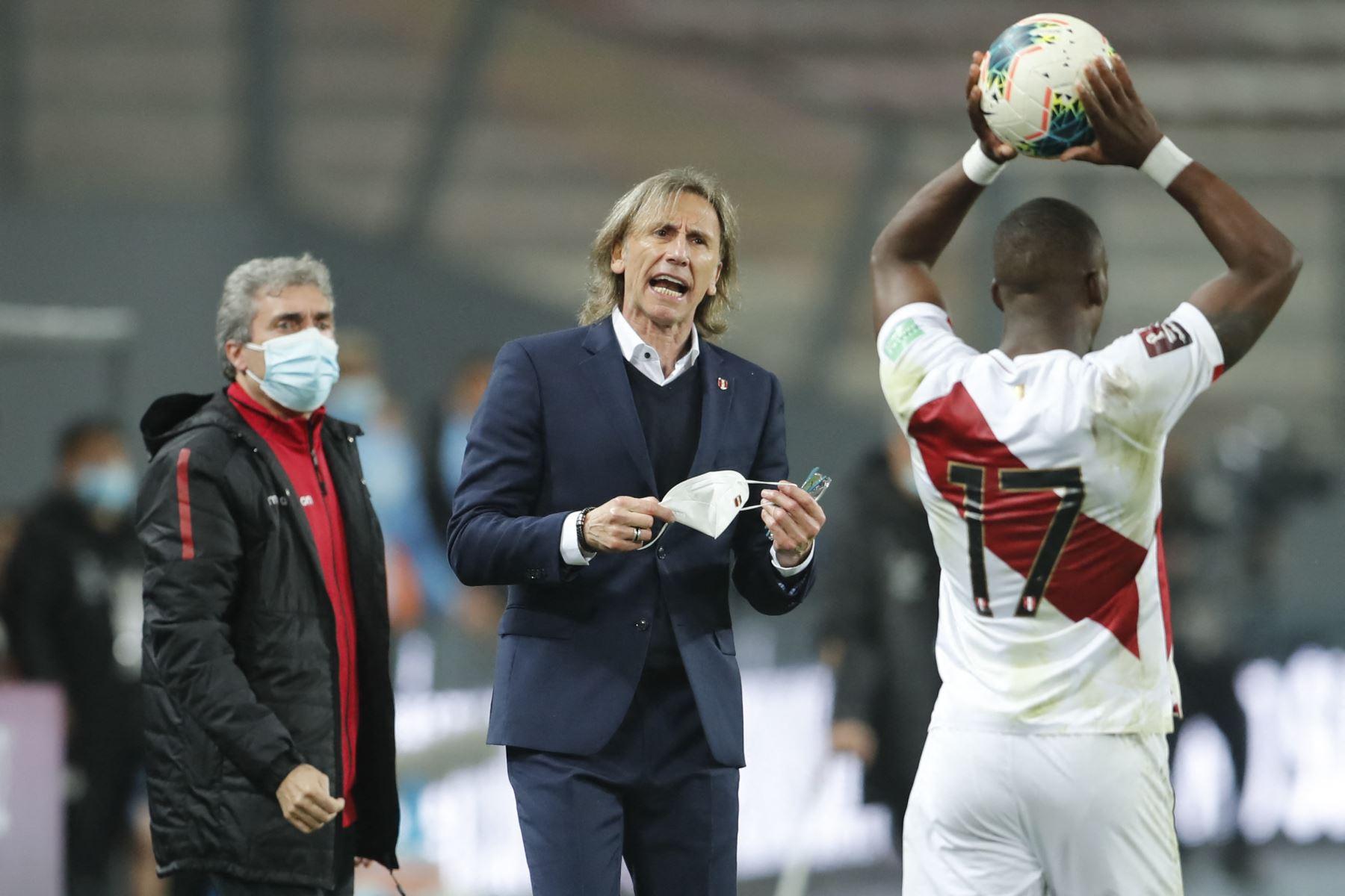 Perú empata con Argentina durante el primer tiempo en Buenos Aires