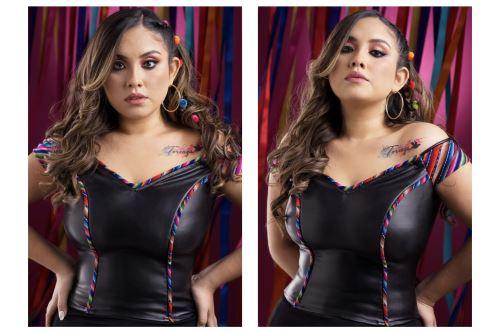 Daniela Prado impone FolkPop peruano con su EP Torcaza.. ANDINA/Difusión