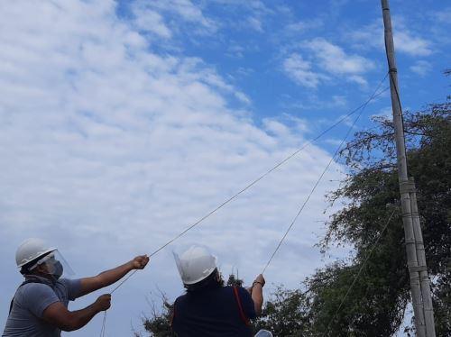 Autoridades intervinieron una radio que operaba de forma ilegal en la provincia de Sechura, región Piura, informó el MTC. ANDINA/Difusión